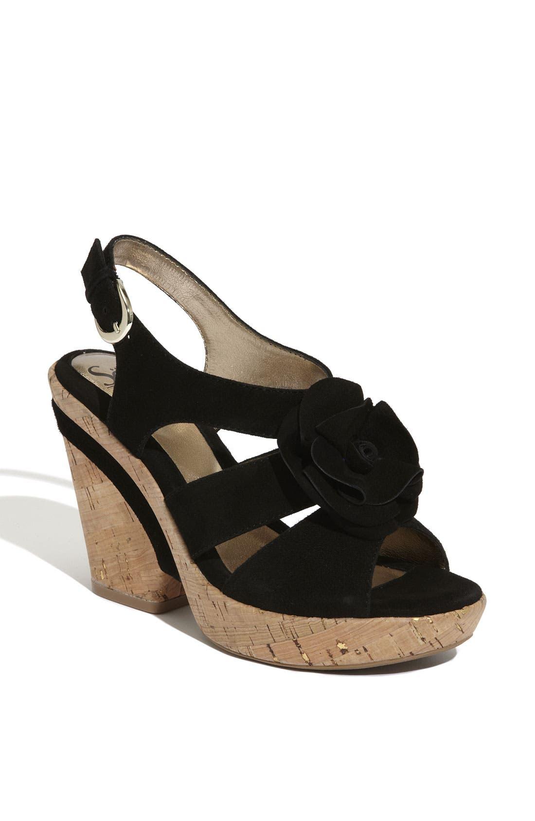 'Odelle' Sandal,                             Main thumbnail 1, color,