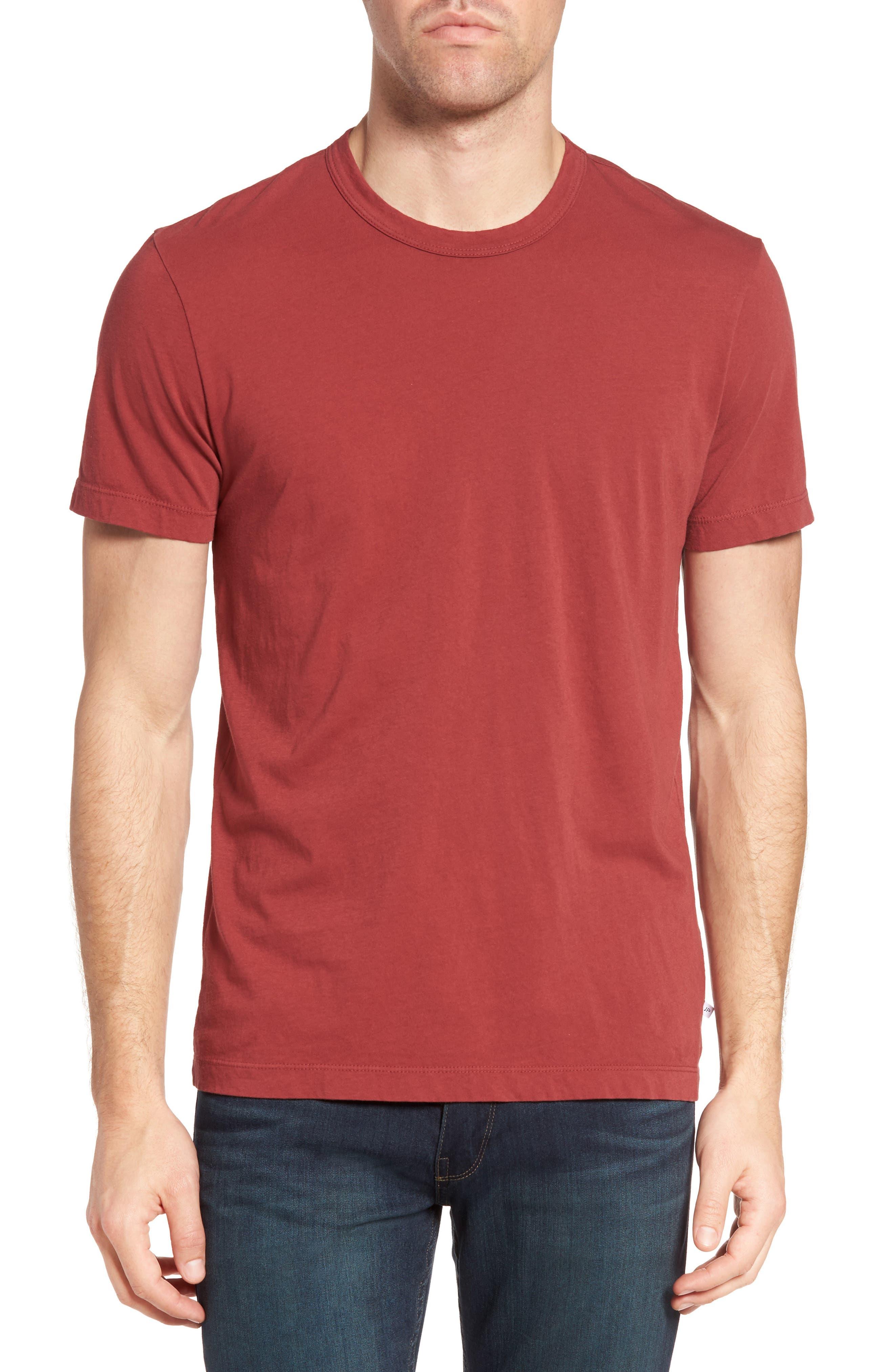 Crewneck Jersey T-Shirt,                             Alternate thumbnail 213, color,