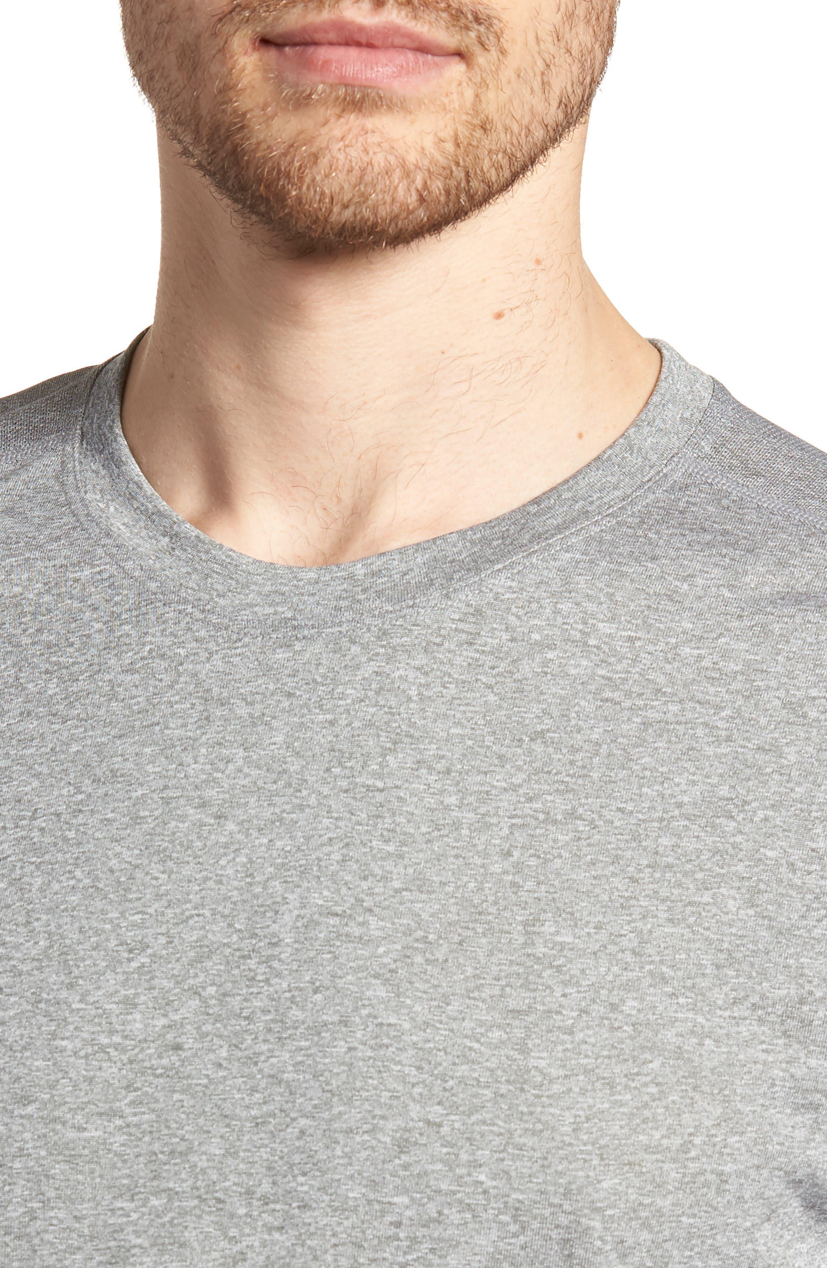 Goodsport Mesh Panel T-Shirt,                             Alternate thumbnail 21, color,