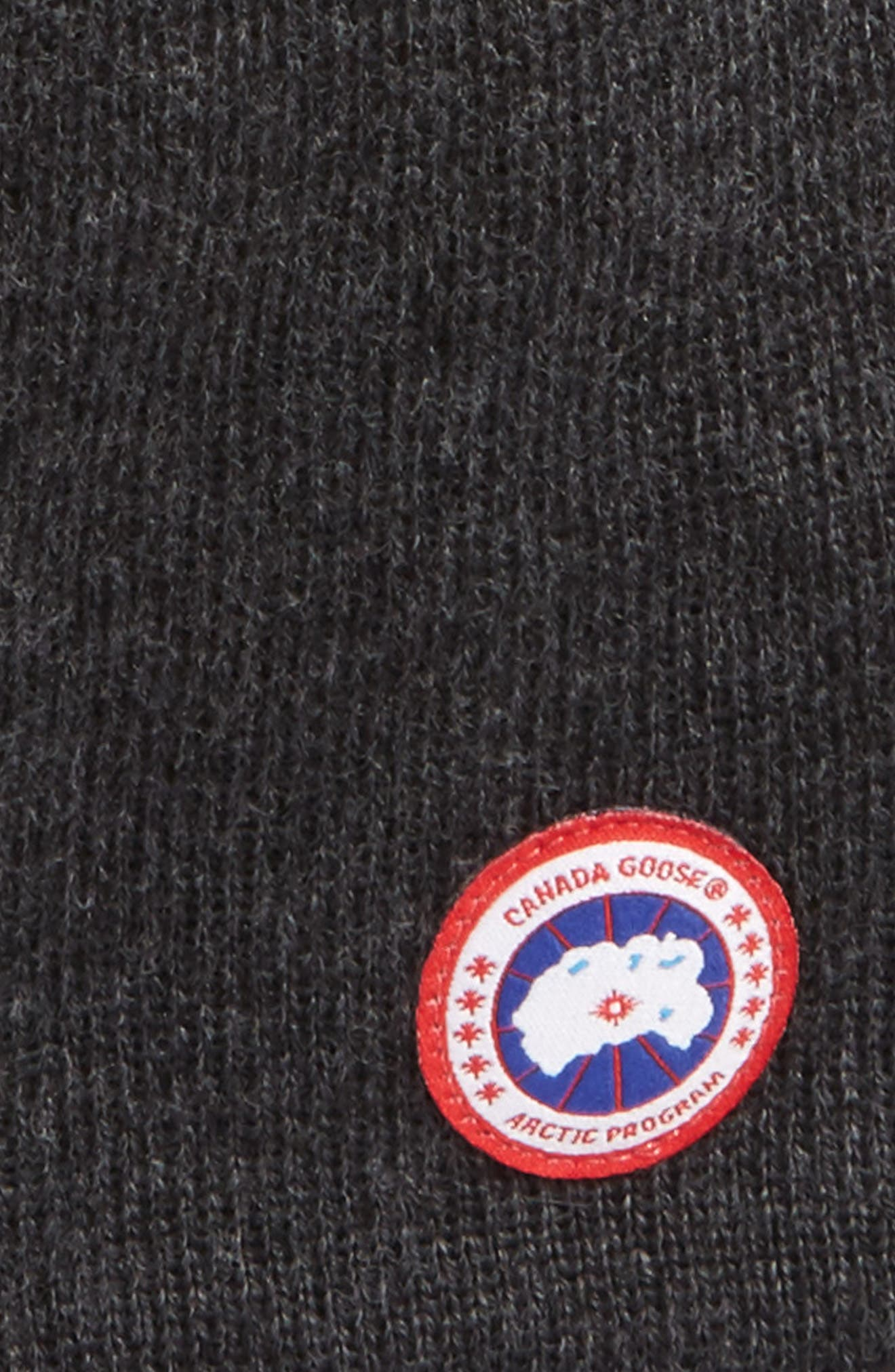 Merino Wool Beanie,                             Alternate thumbnail 2, color,                             032