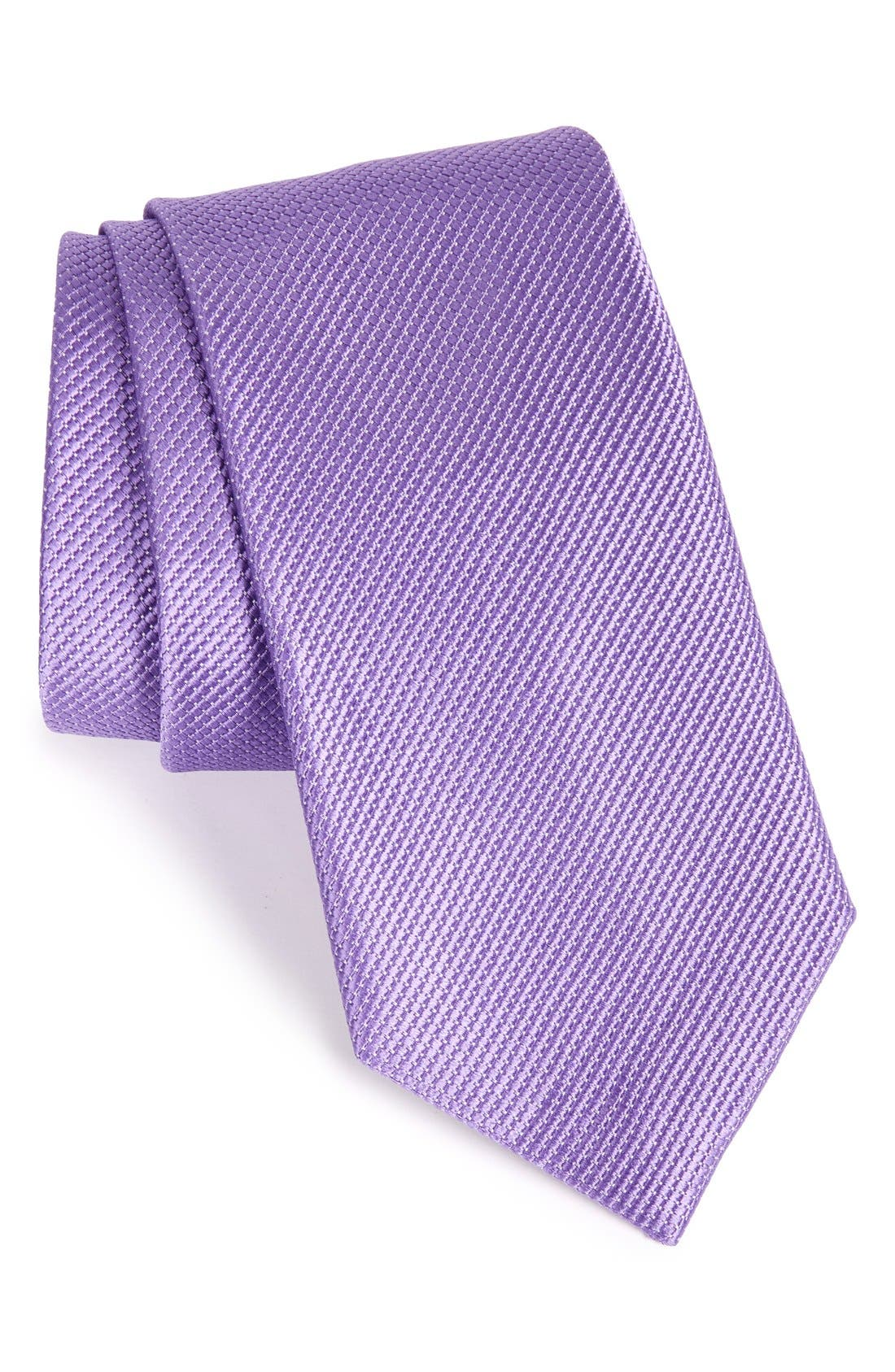 Solid Silk Tie,                             Main thumbnail 36, color,