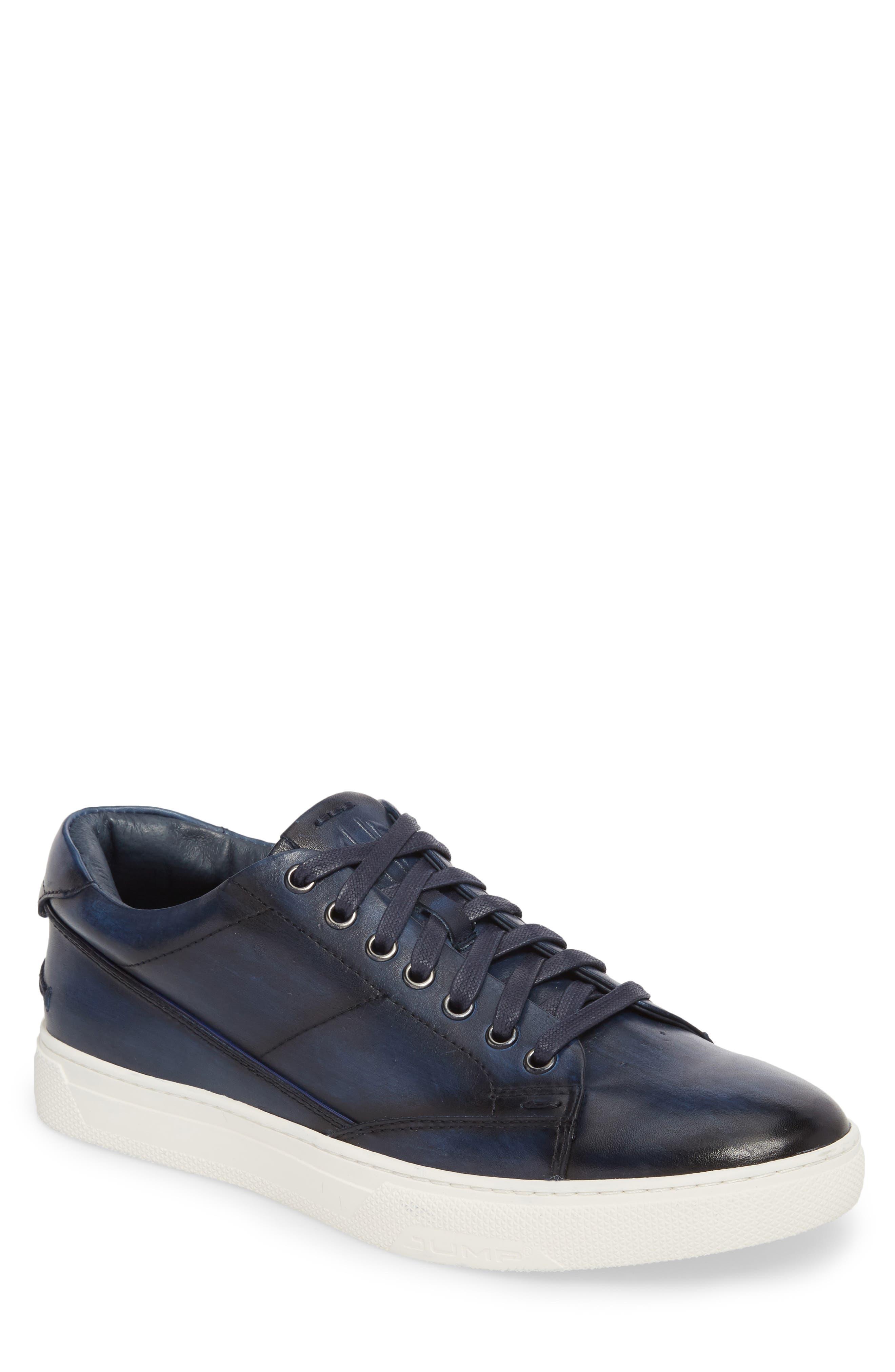 Jump Sweeney Low Top Sneaker, Blue