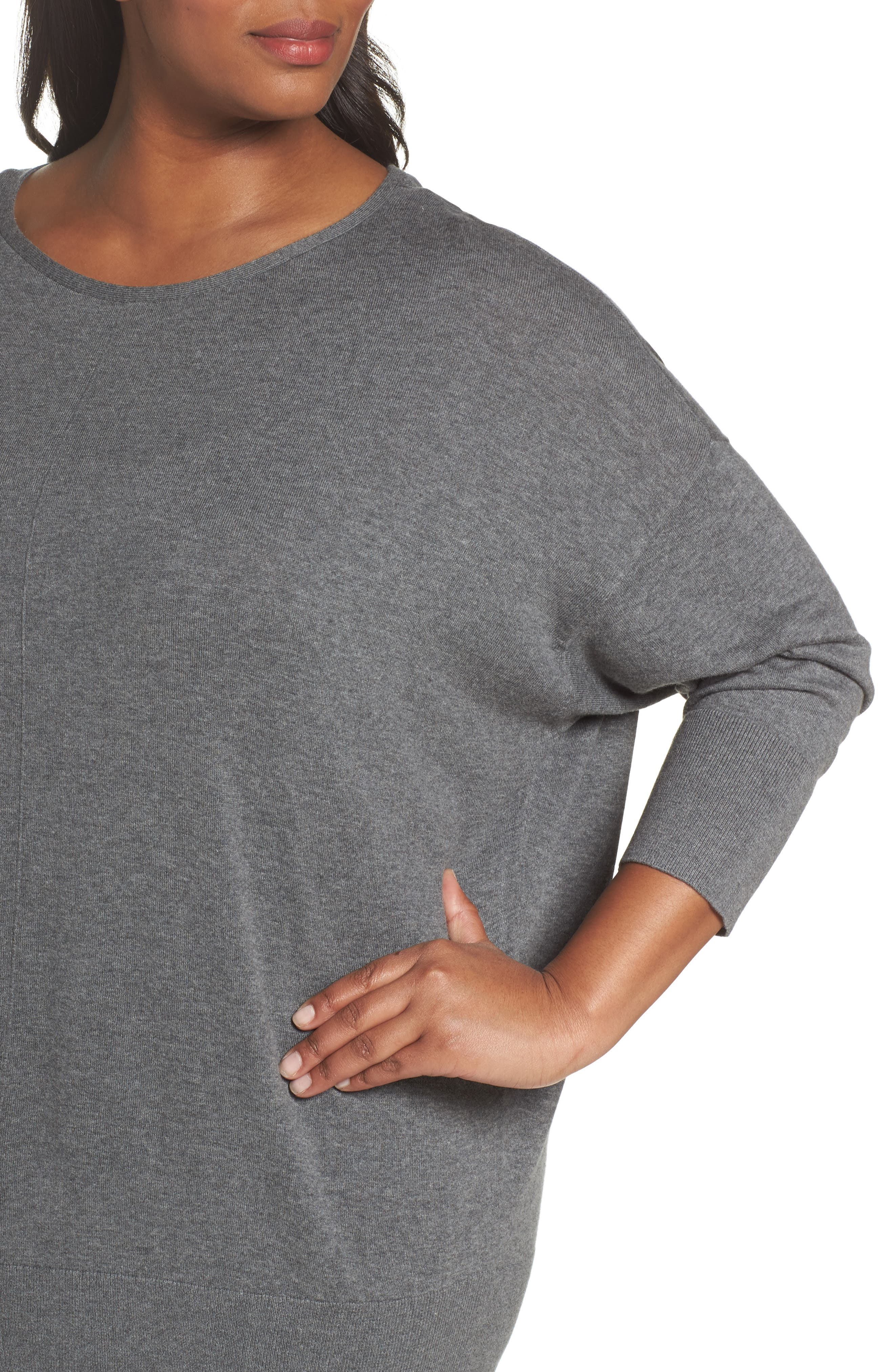 Dolman Sleeve Sweater,                             Alternate thumbnail 11, color,