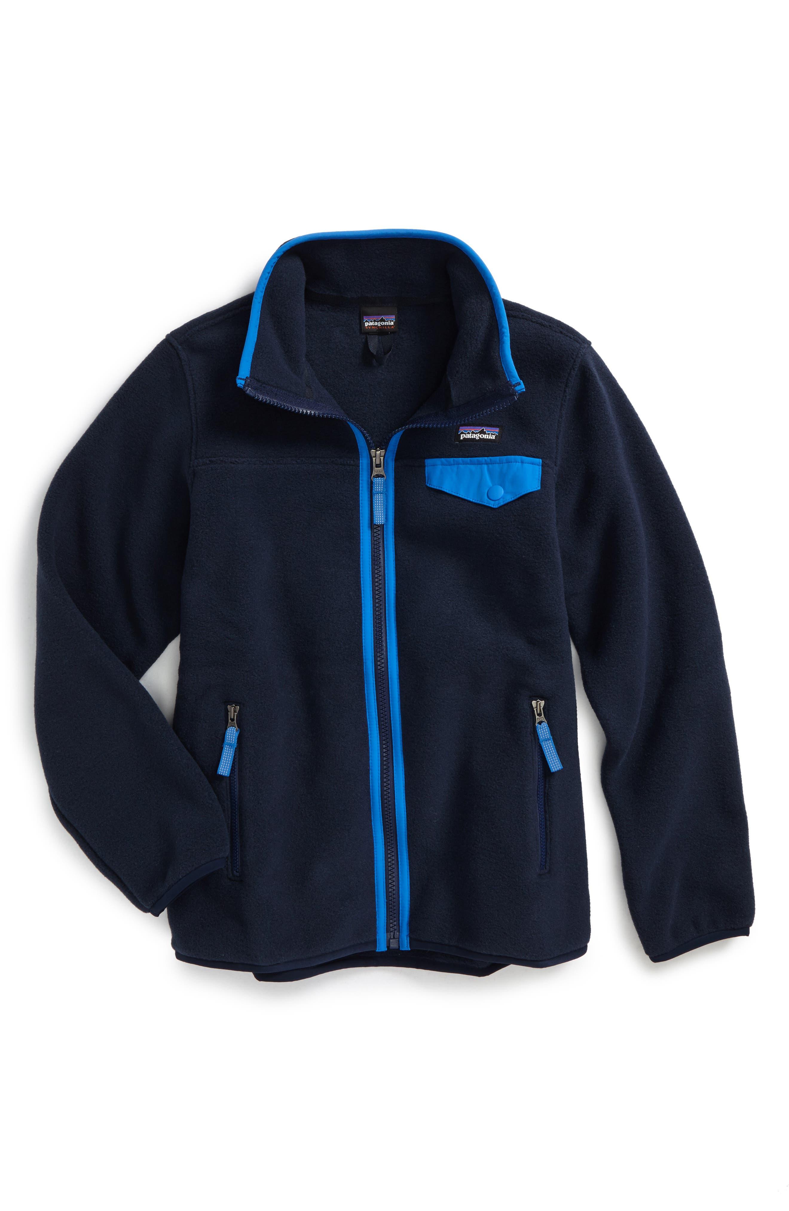 Synchilla<sup>®</sup> Snap-T<sup>®</sup> Fleece Jacket,                             Main thumbnail 1, color,