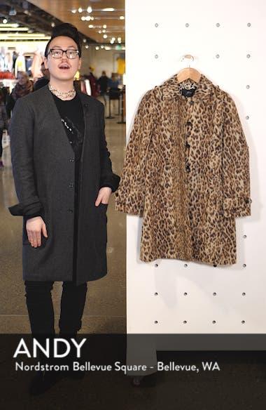 Double Leopard Topcoat, sales video thumbnail