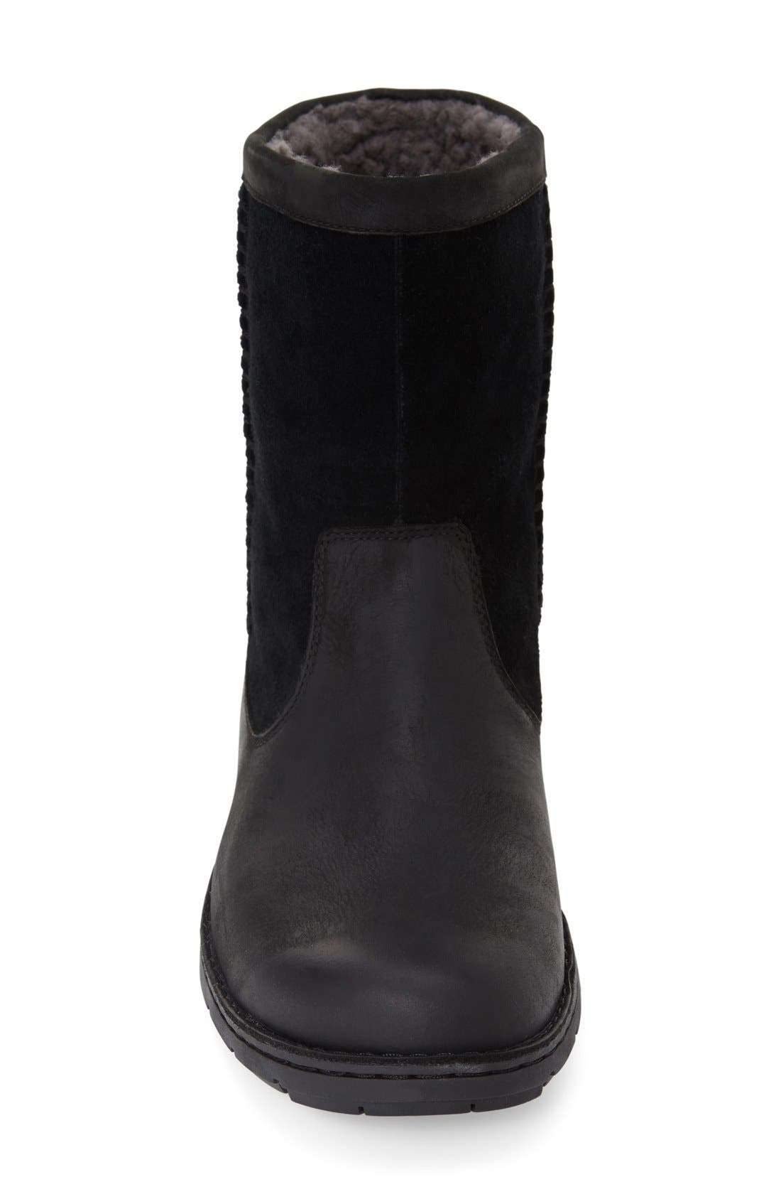 UGG<SUP>®</SUP>,                             Foerster Pull-On Boot,                             Alternate thumbnail 3, color,                             001