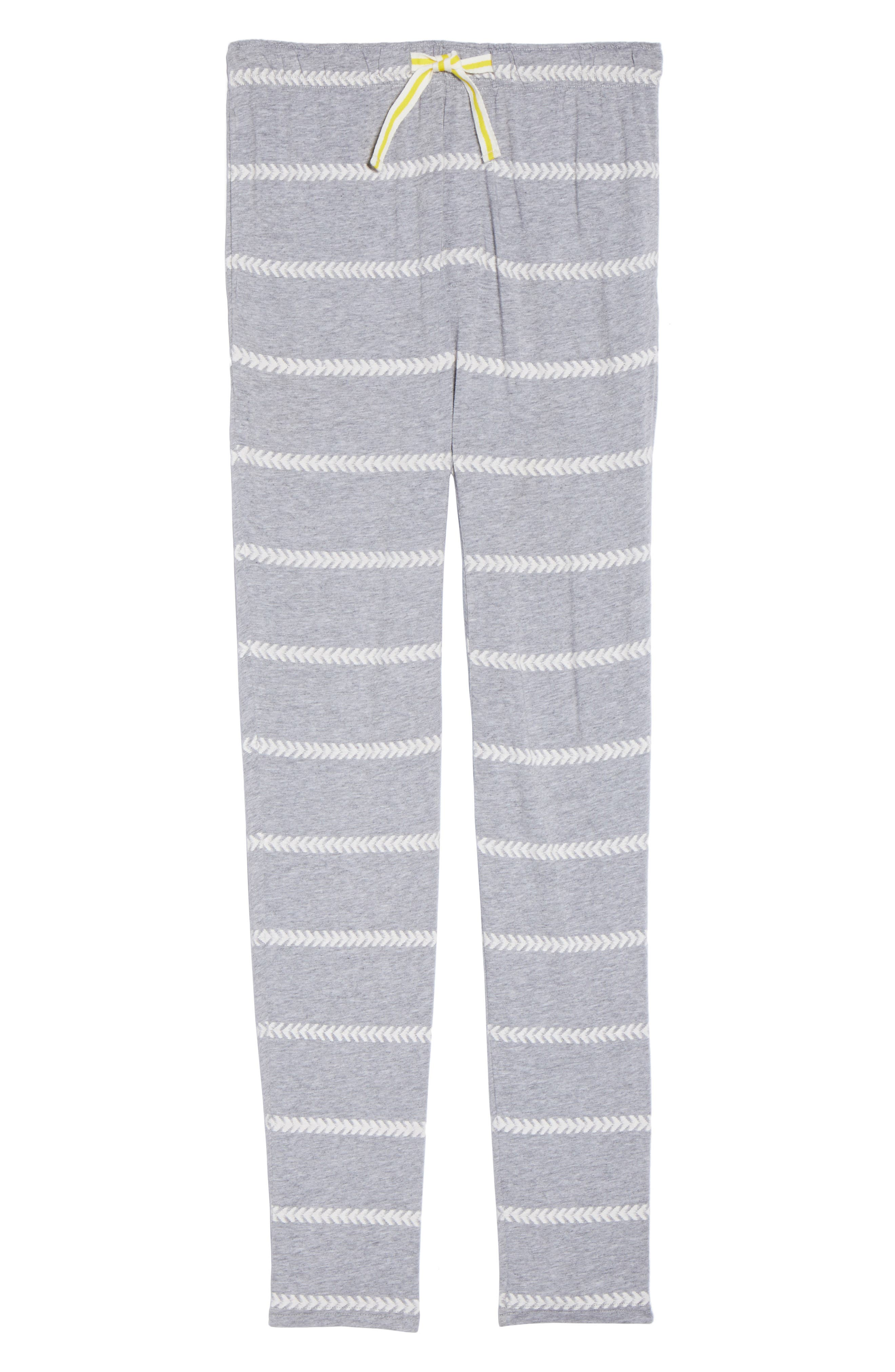 Alice Lounge Pants,                             Alternate thumbnail 6, color,                             020