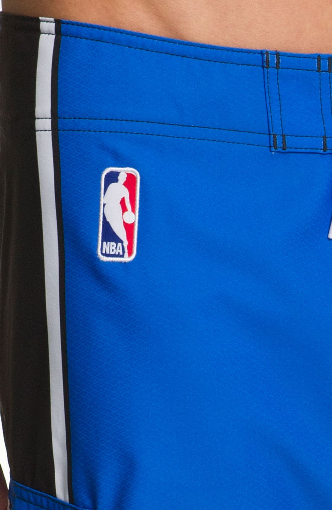 'Orlando Magic' Board Shorts,                             Alternate thumbnail 3, color,                             460