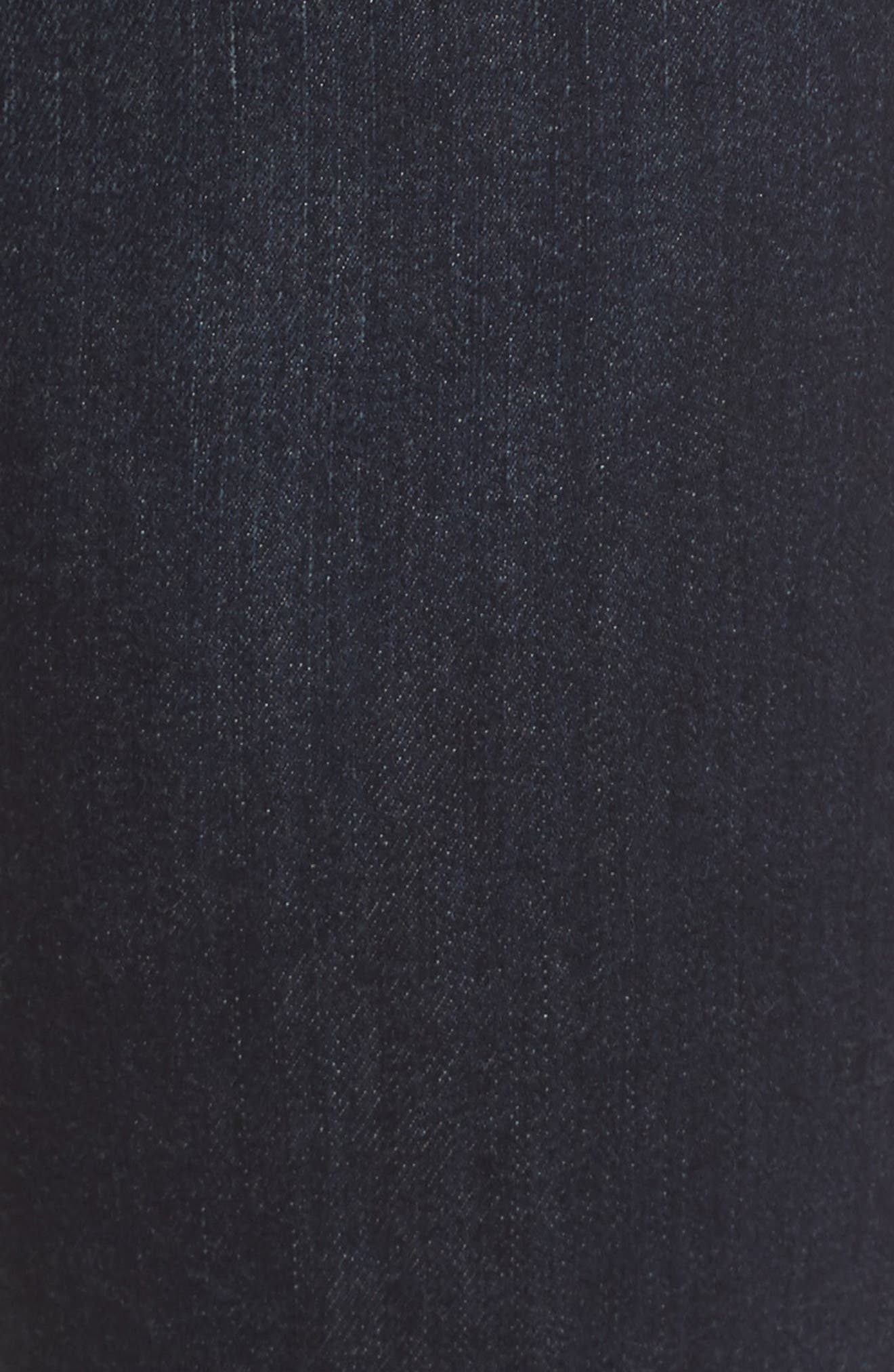 Diana Kurvy Stretch Ankle Jeans,                             Alternate thumbnail 5, color,                             490