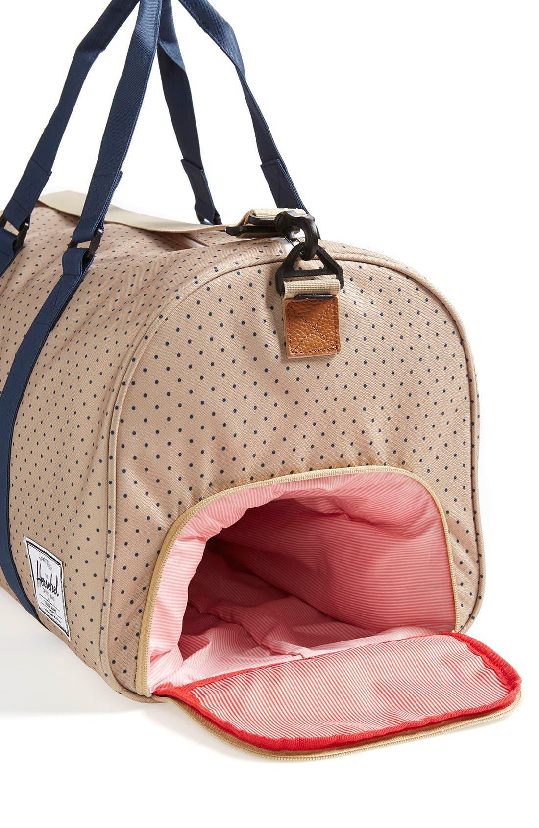 'Novel' Duffel Bag,                             Alternate thumbnail 120, color,