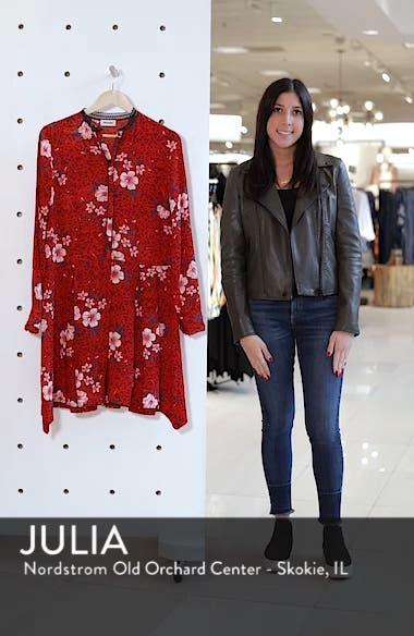 Ruti Pensee Double Floral Silk Dress, sales video thumbnail