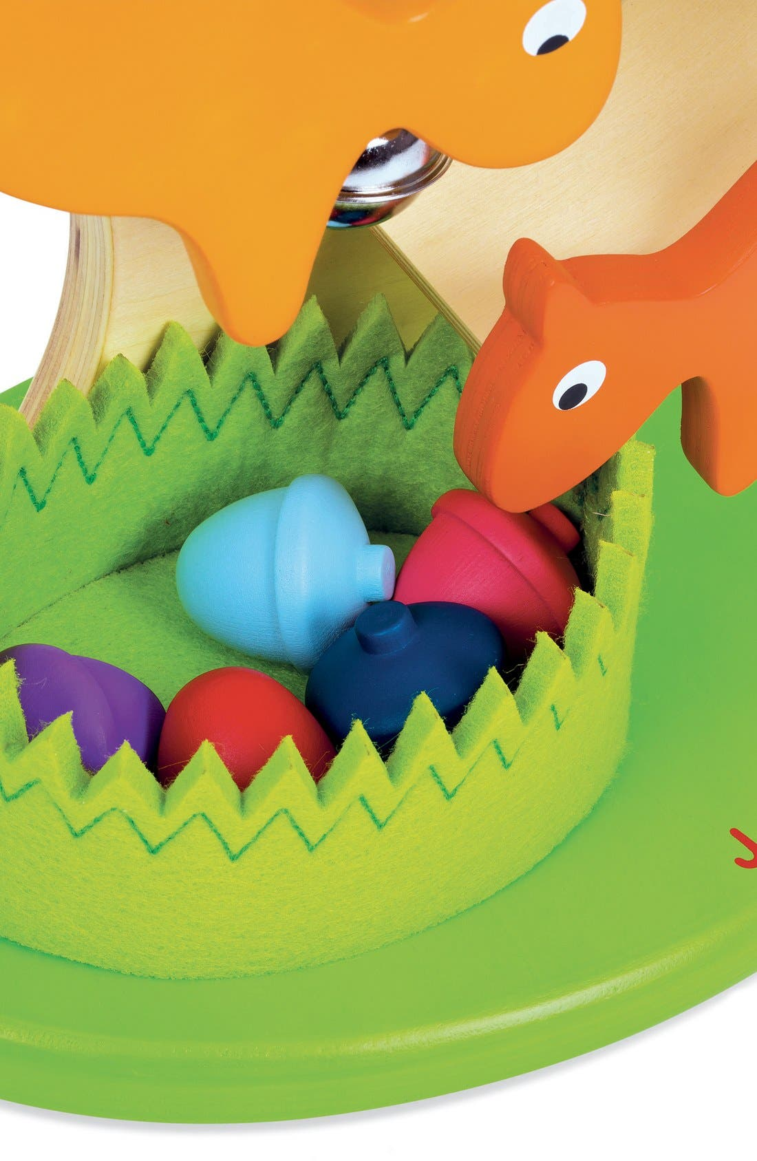 'Nutty Ball Track' Play Set,                             Alternate thumbnail 4, color,                             MULTI