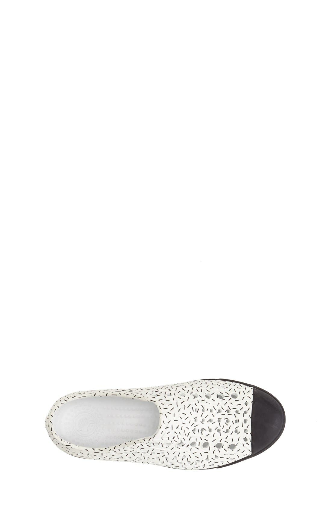'Jefferson' Printed Slip-On Sneaker,                             Alternate thumbnail 9, color,