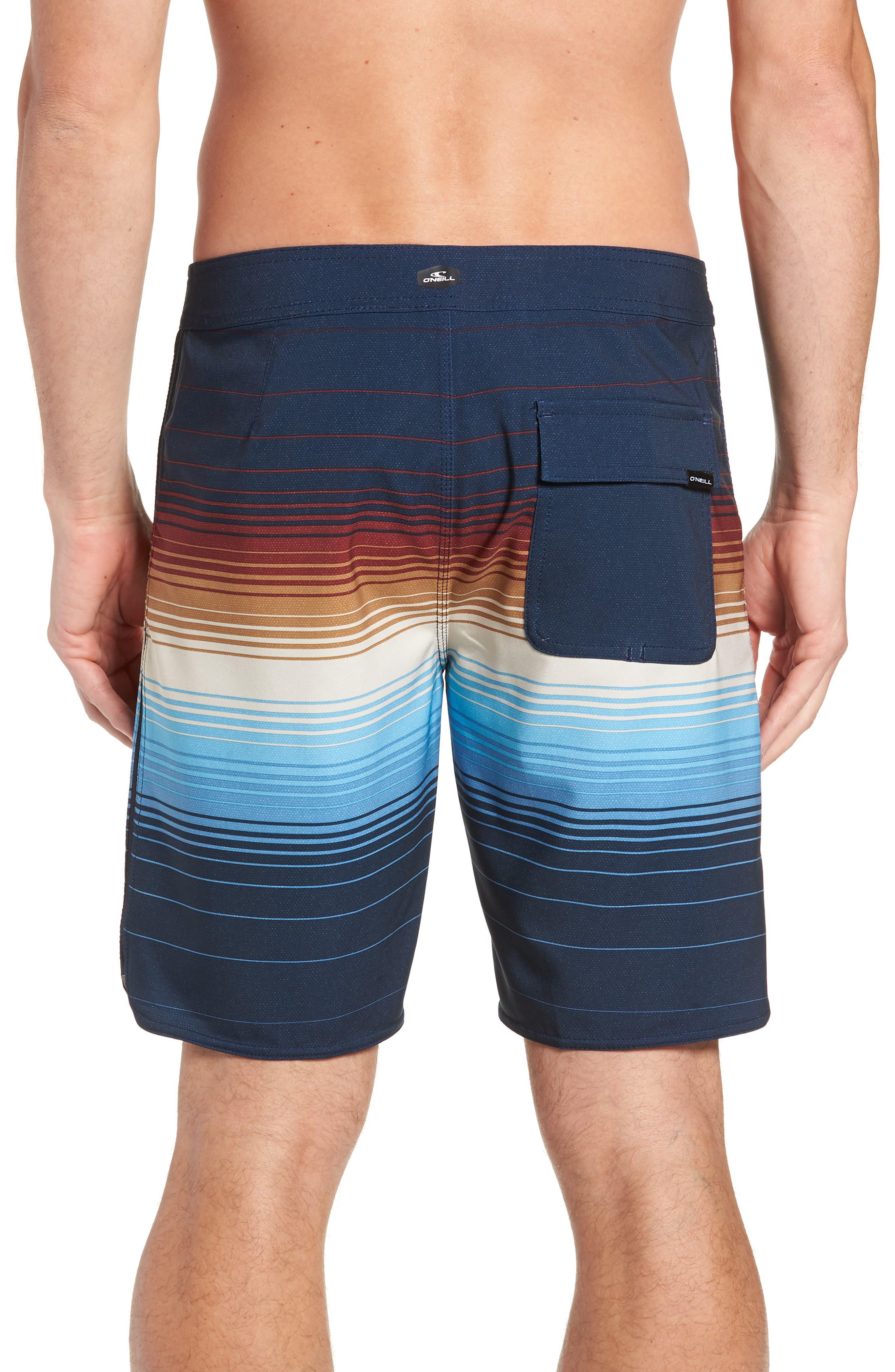 Superfreak Villa Board Shorts,                             Alternate thumbnail 2, color,                             NAVY