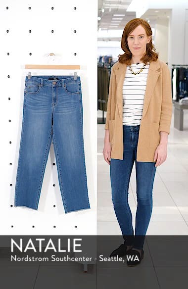 Ankle Straight Leg Jeans, sales video thumbnail