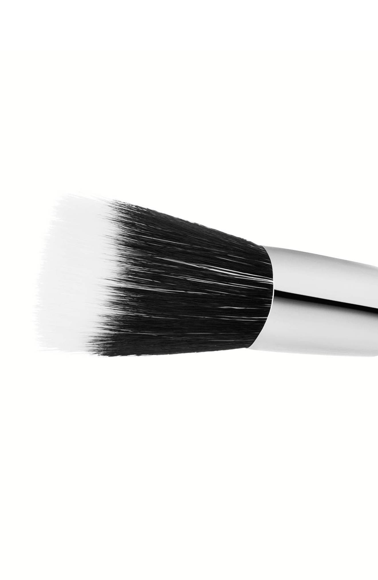 MAC 187SH Duo Fibre Face Brush,                             Alternate thumbnail 2, color,                             NO COLOR