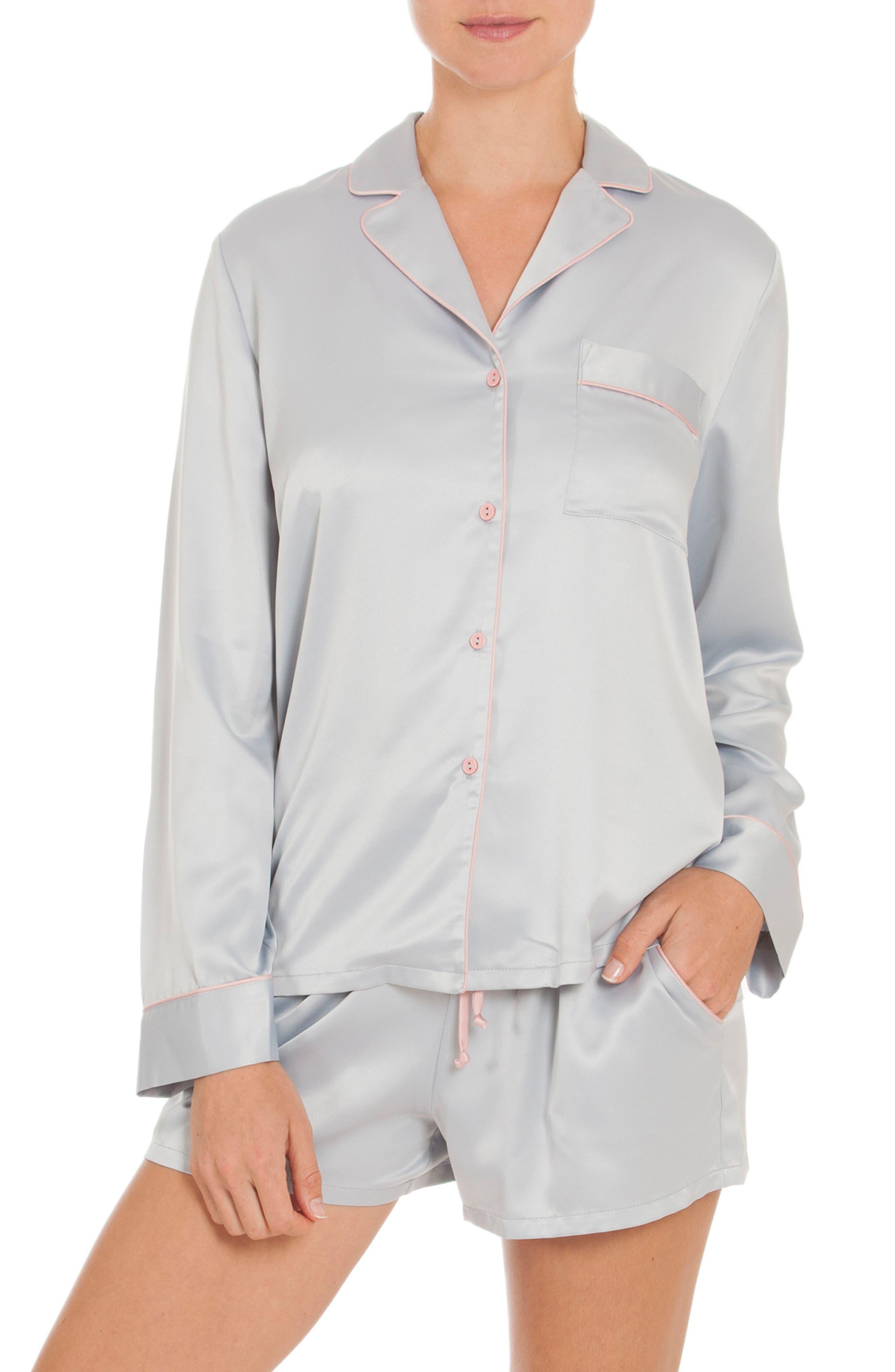 Short Pajamas,                             Main thumbnail 1, color,                             020