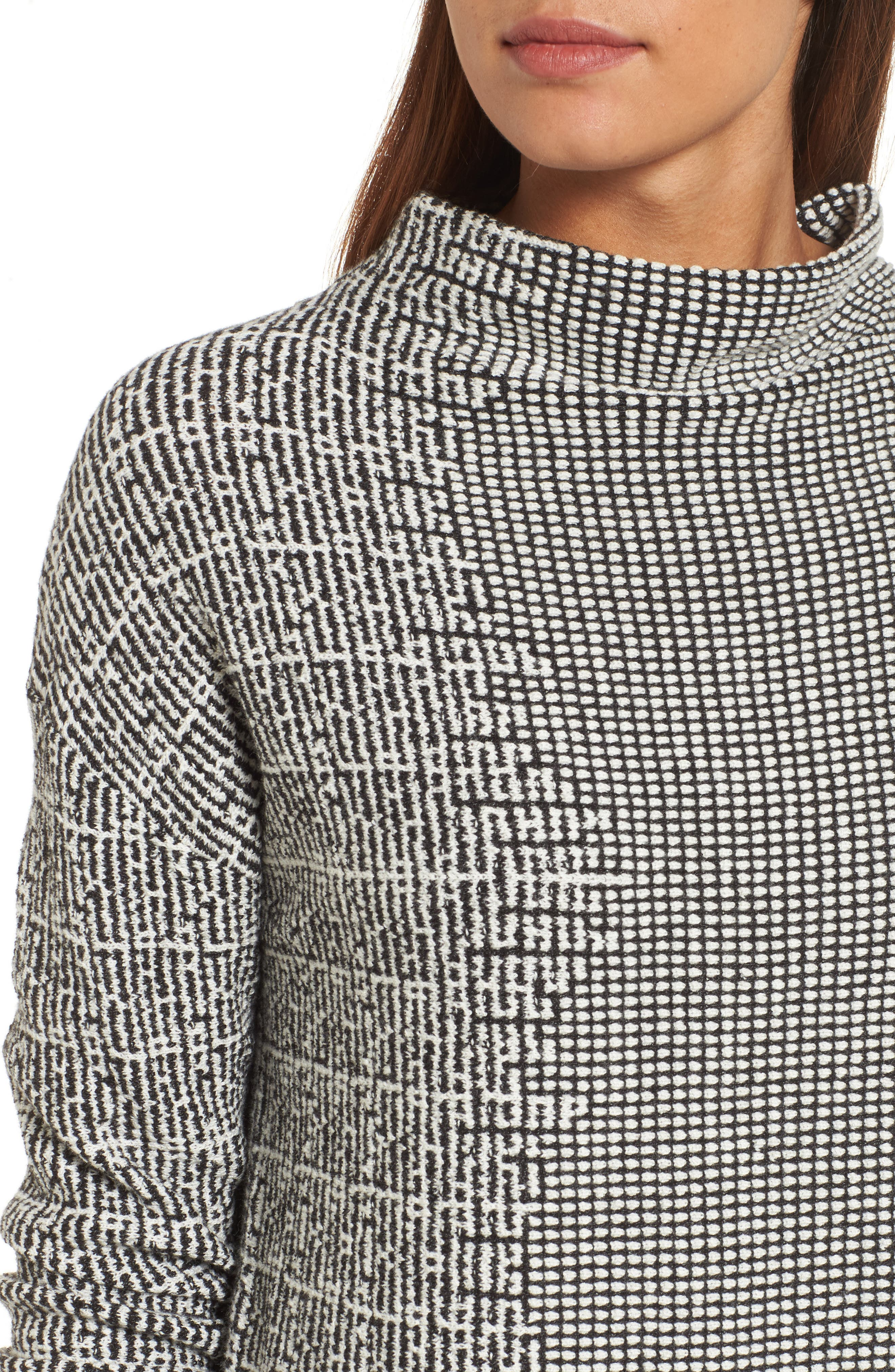 Frosted Fall Sweater,                             Alternate thumbnail 4, color,                             090
