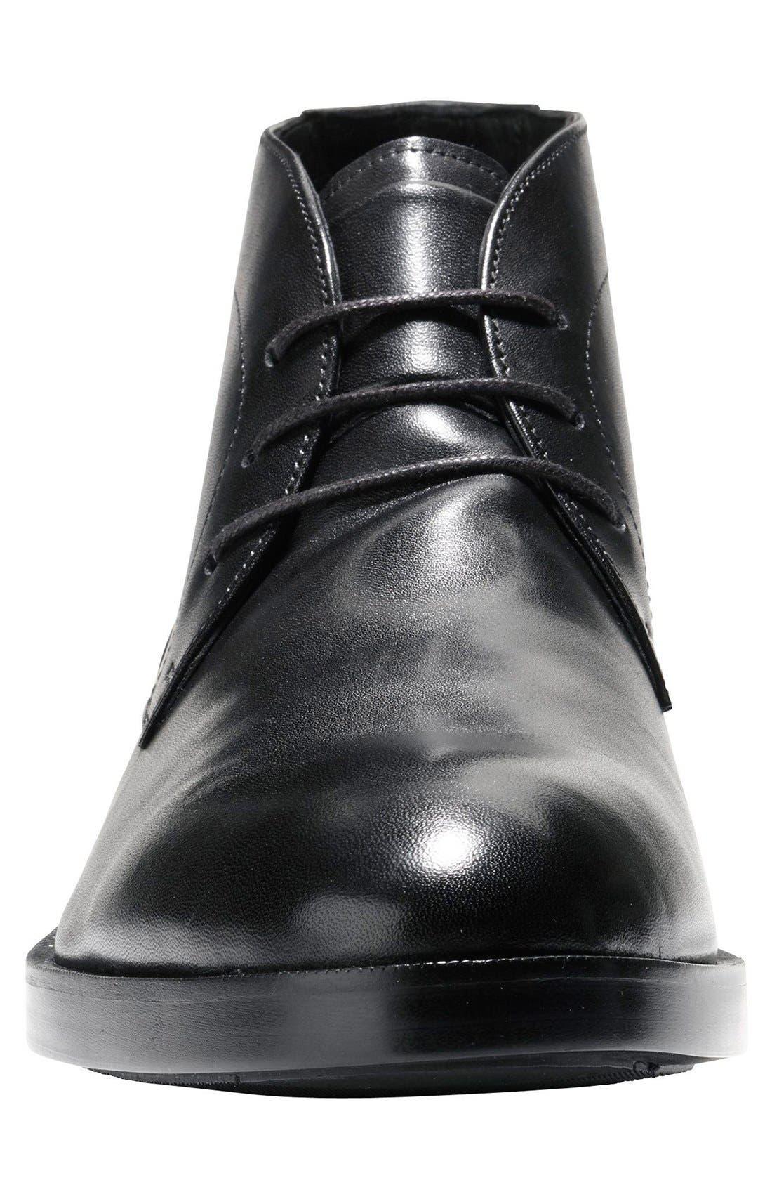 Harrison Grand Chukka Boot,                             Alternate thumbnail 3, color,                             001