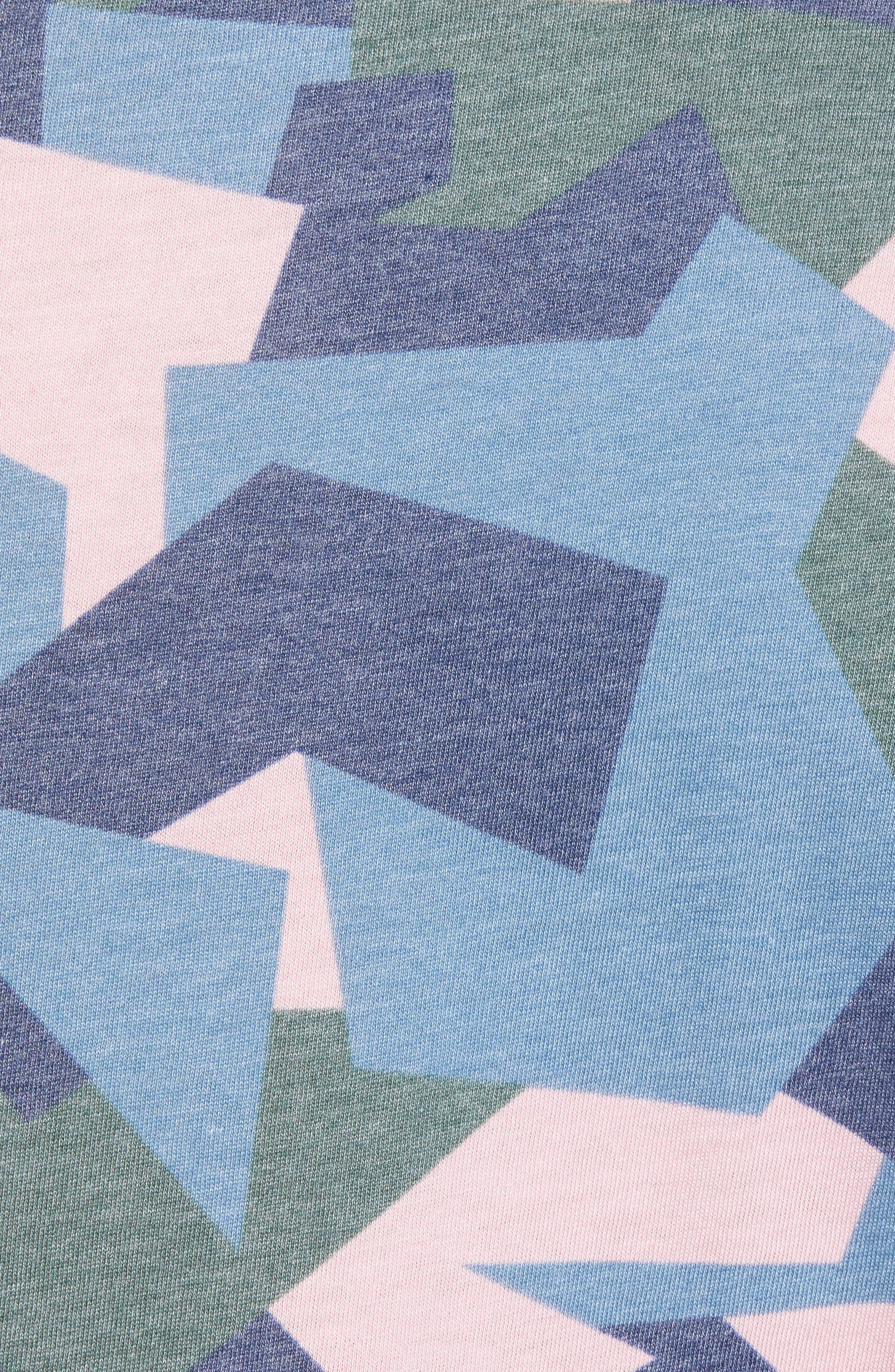 V-Neck T-Shirt,                             Alternate thumbnail 33, color,