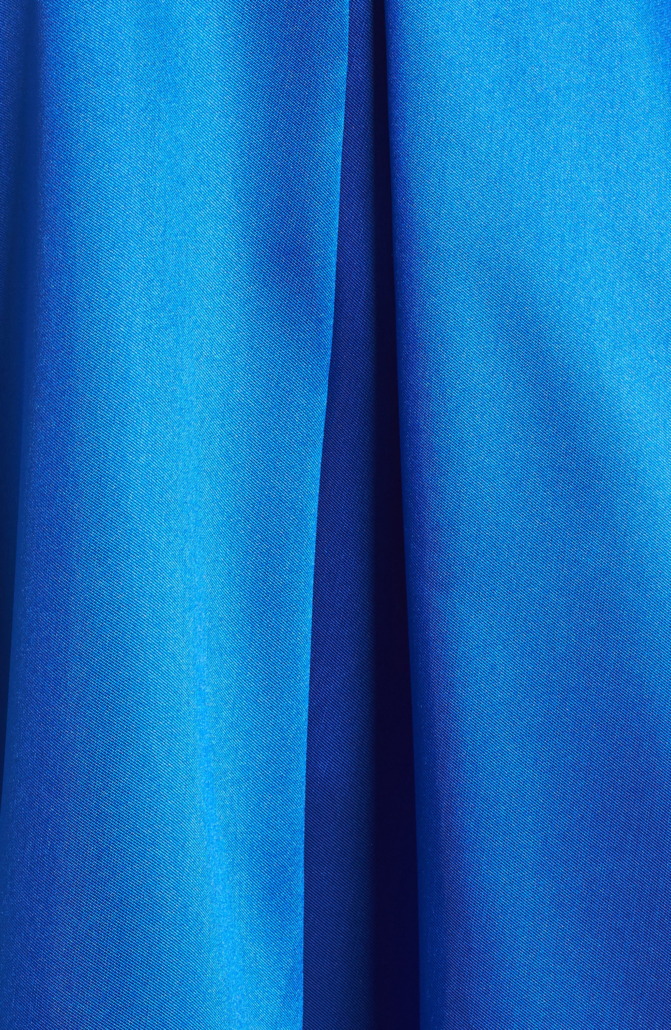 Embellished Strapless Ballgown,                             Alternate thumbnail 9, color,