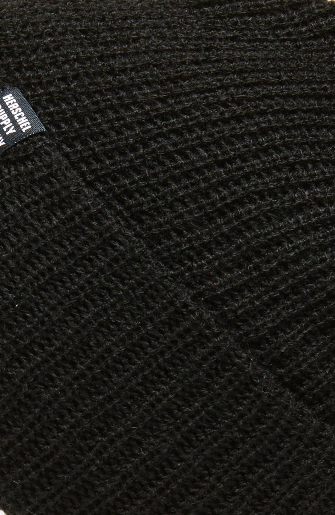 'Quartz' Solid Knit Cap,                             Alternate thumbnail 10, color,