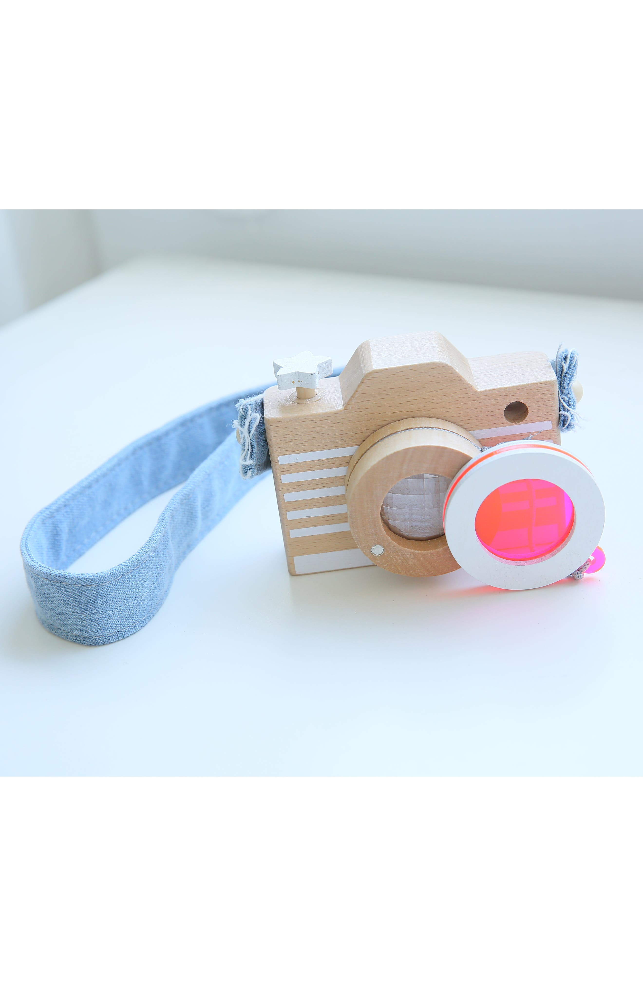 Toy Camera,                             Alternate thumbnail 2, color,                             PINK