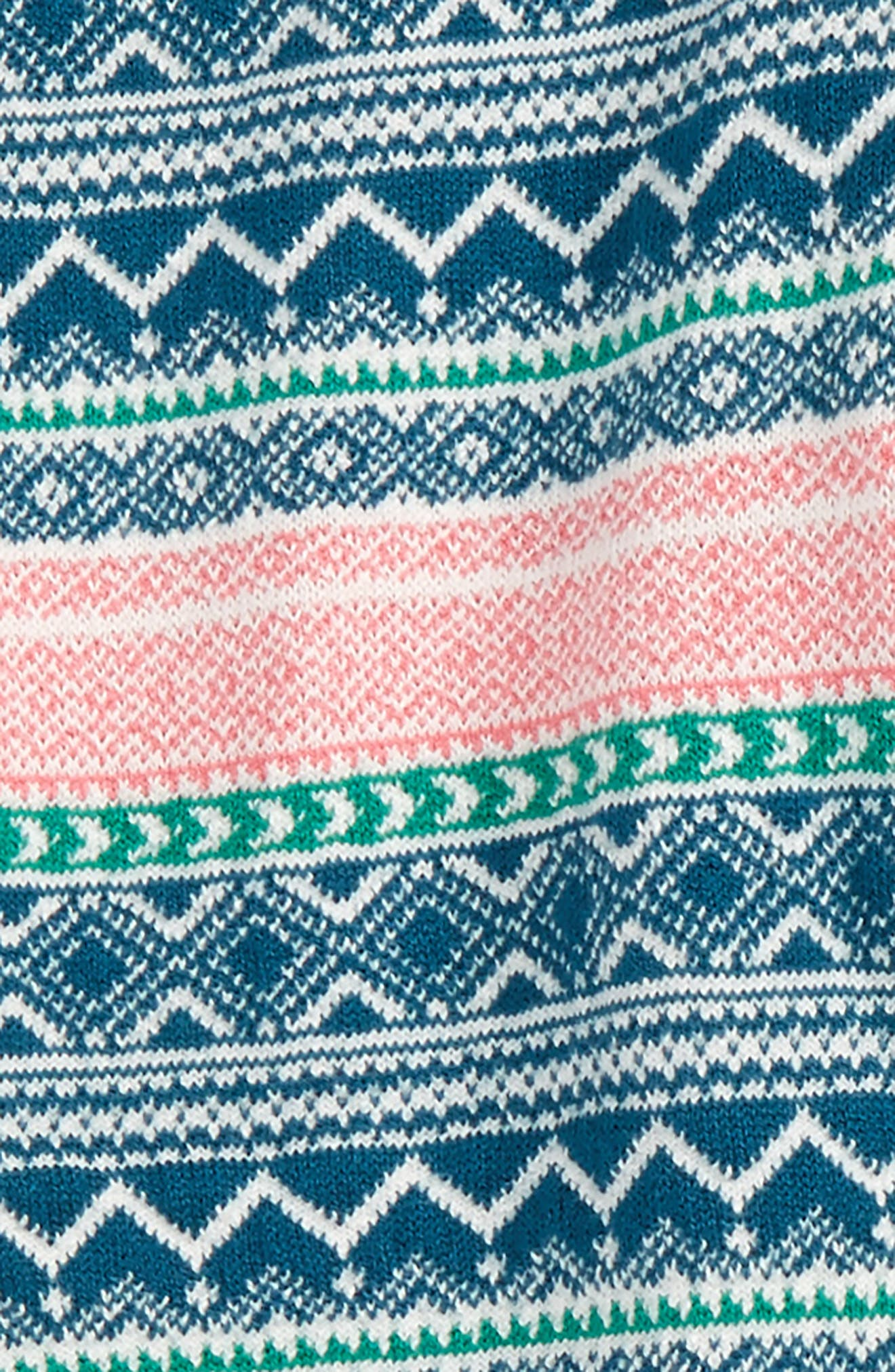 Fair Isle Leggings,                             Alternate thumbnail 2, color,                             900
