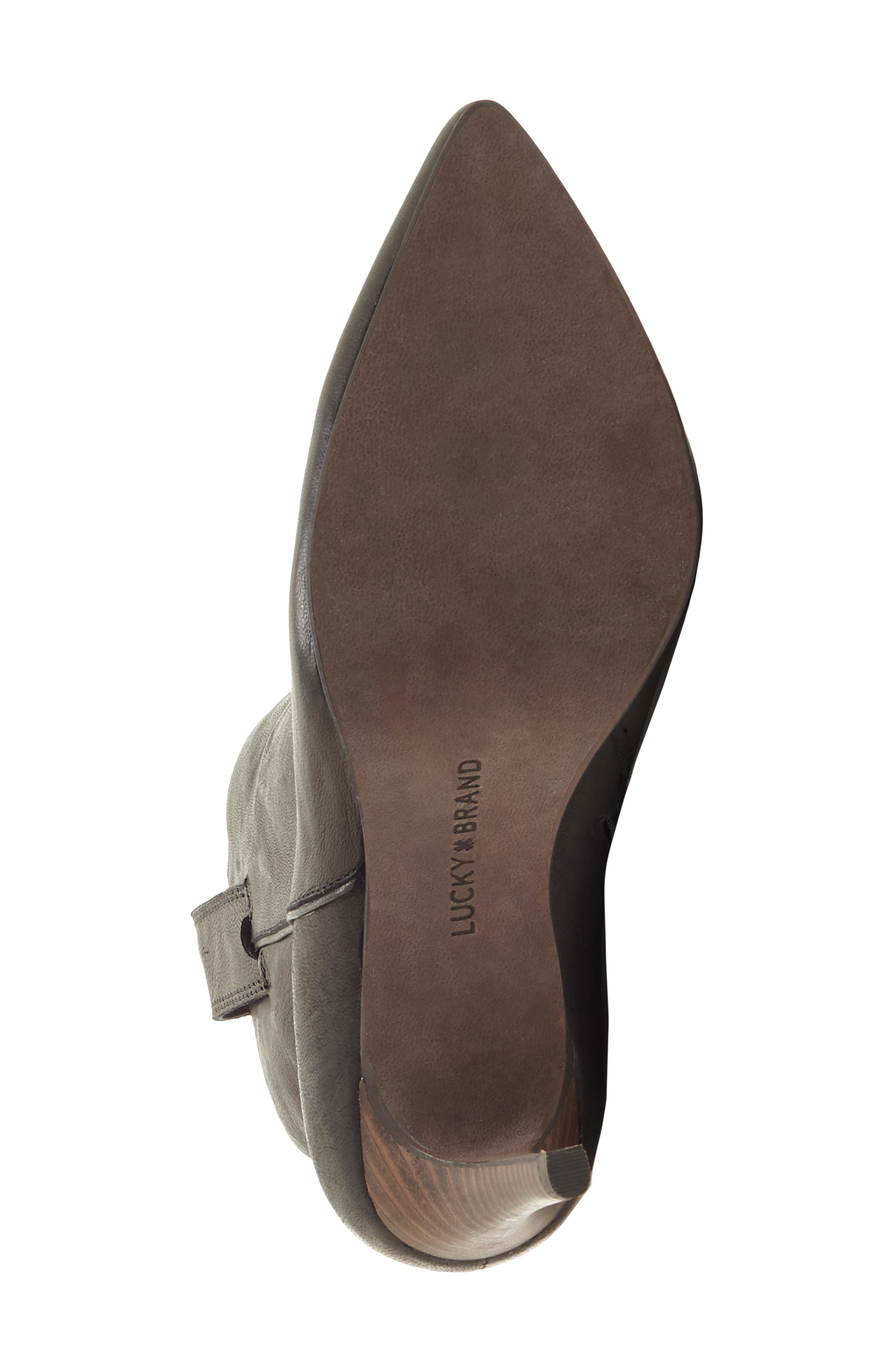 LUCKY BRAND,                             Torince Bootie,                             Alternate thumbnail 6, color,                             200