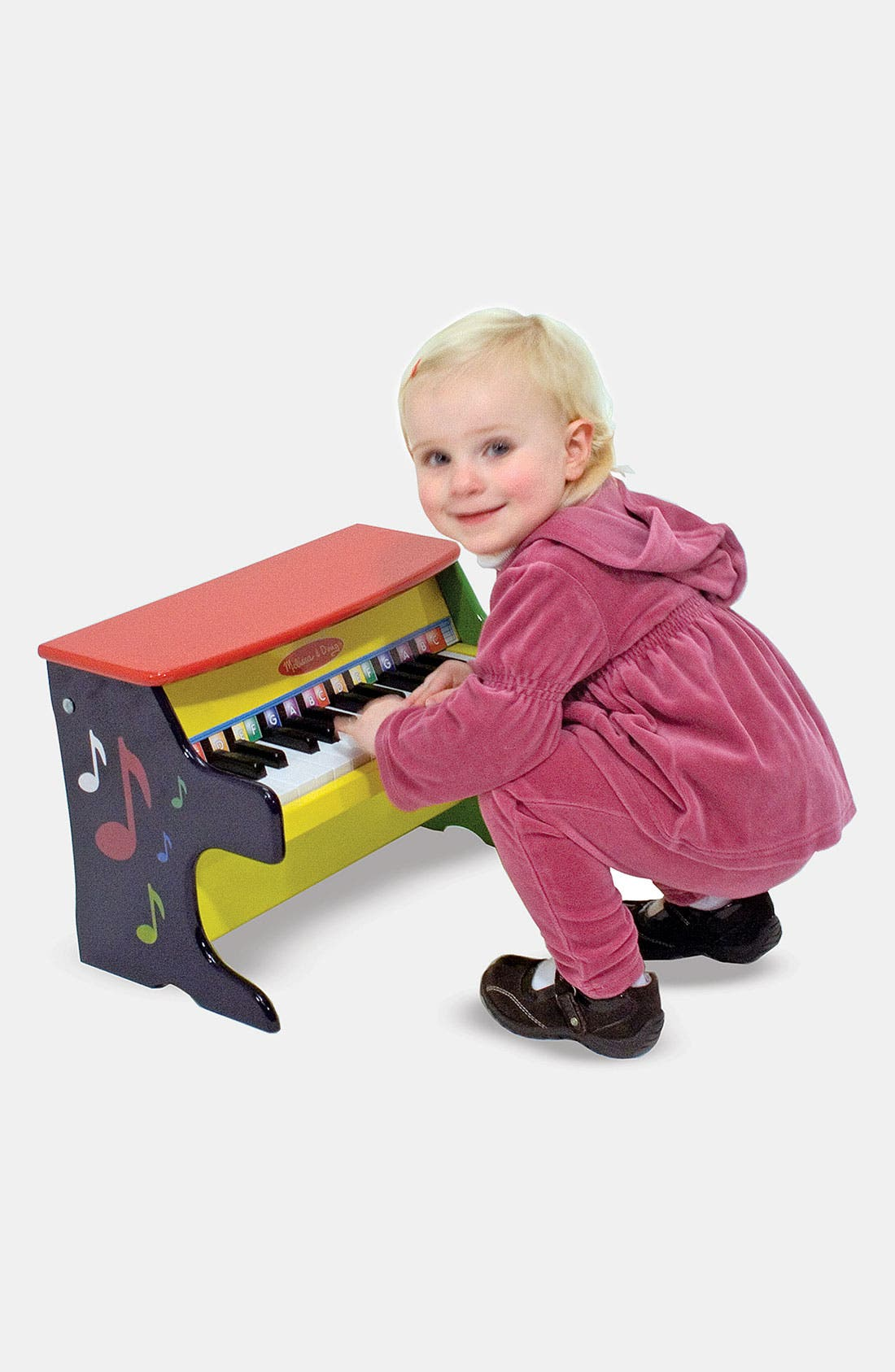 'Learn-to-Play' Piano,                         Main,                         color, MUL