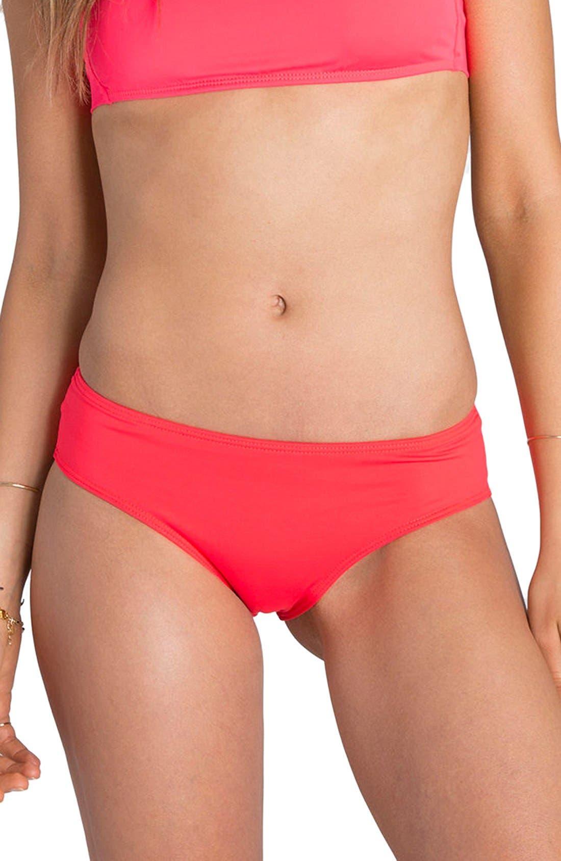 'Sol Searcher Hawaii' Cheeky Bikini Bottoms,                             Main thumbnail 8, color,