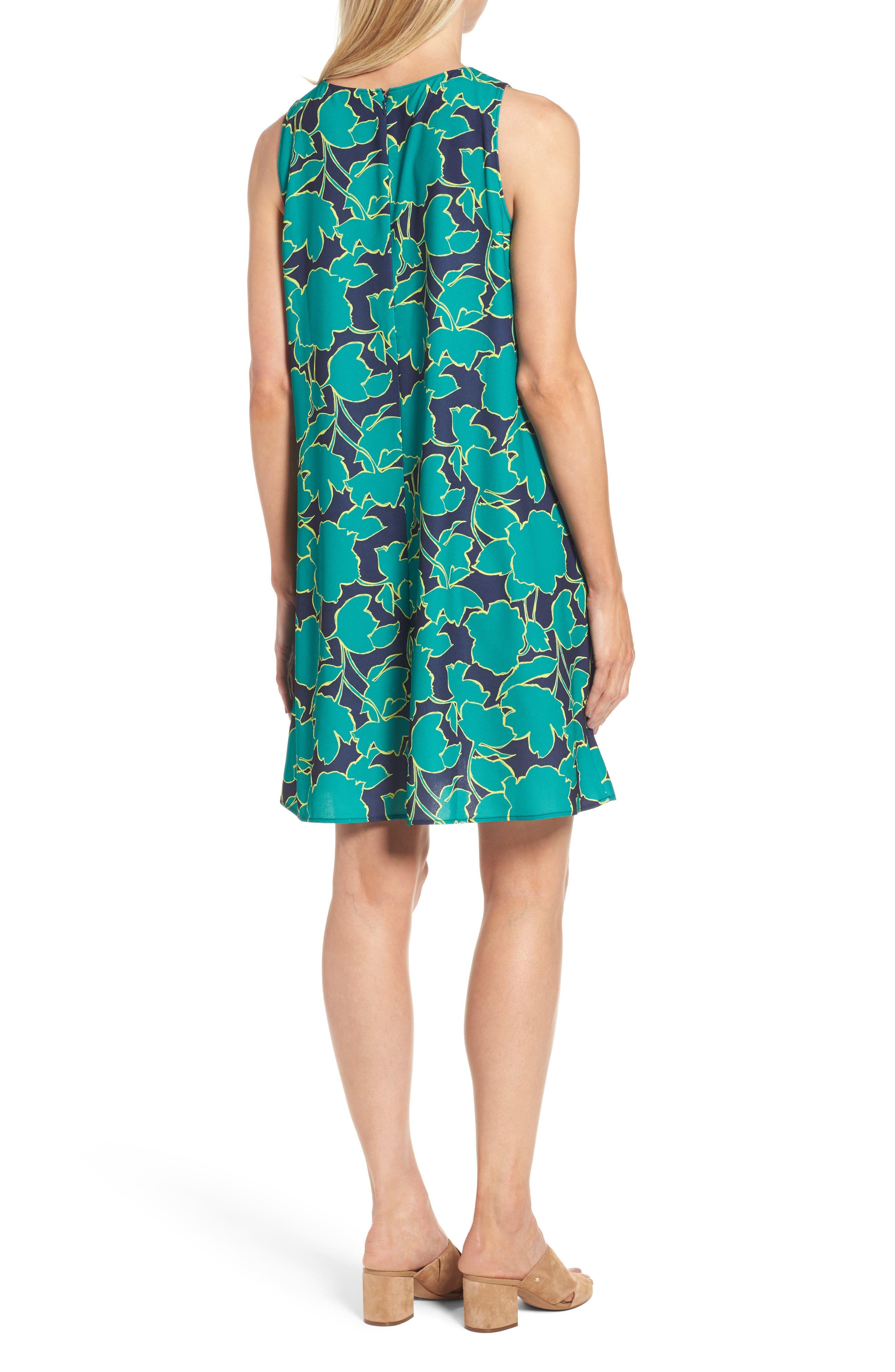 A-Line Dress,                             Alternate thumbnail 54, color,