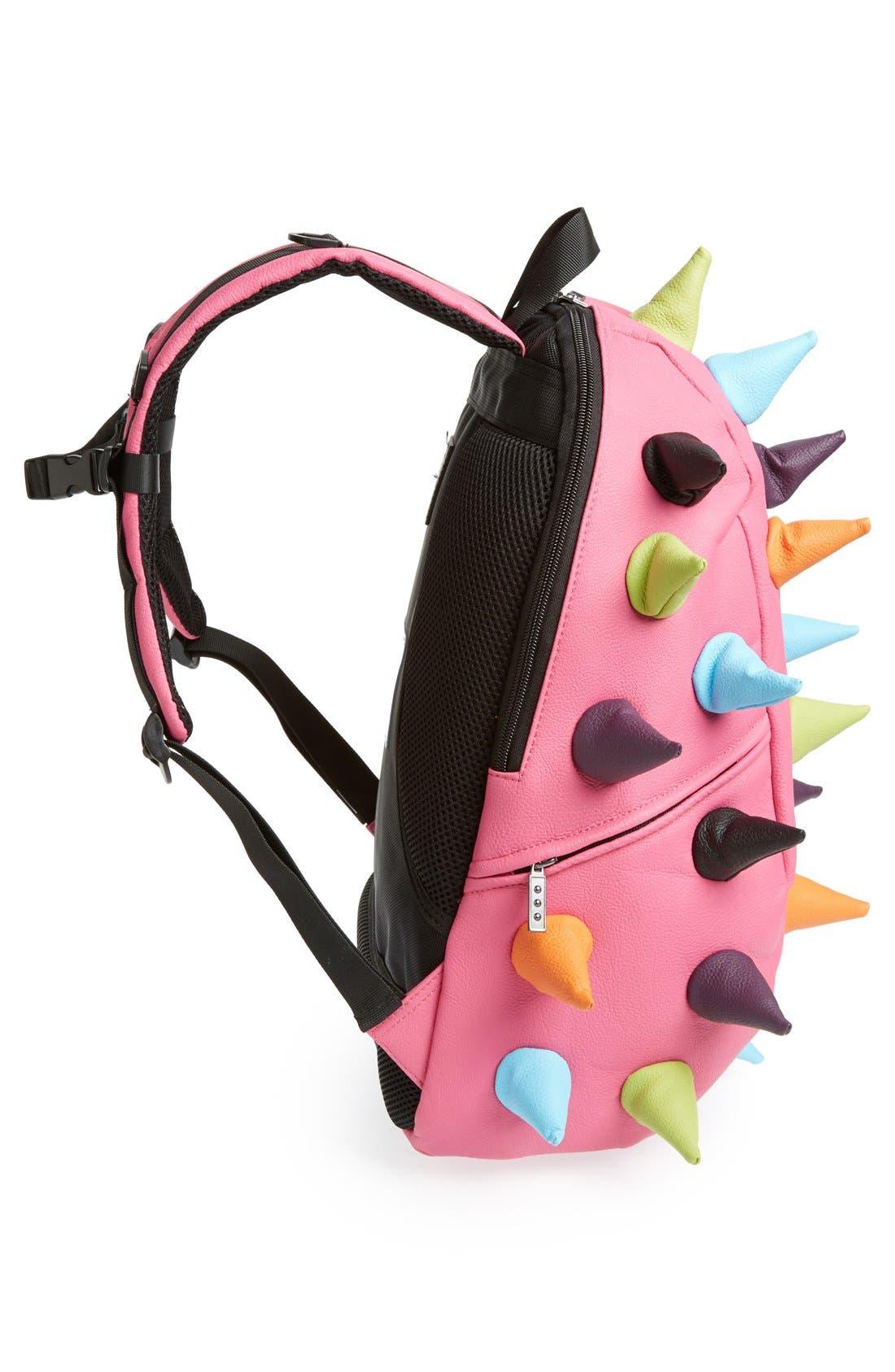 'Spiketus Rex' Backpack,                             Alternate thumbnail 4, color,                             650