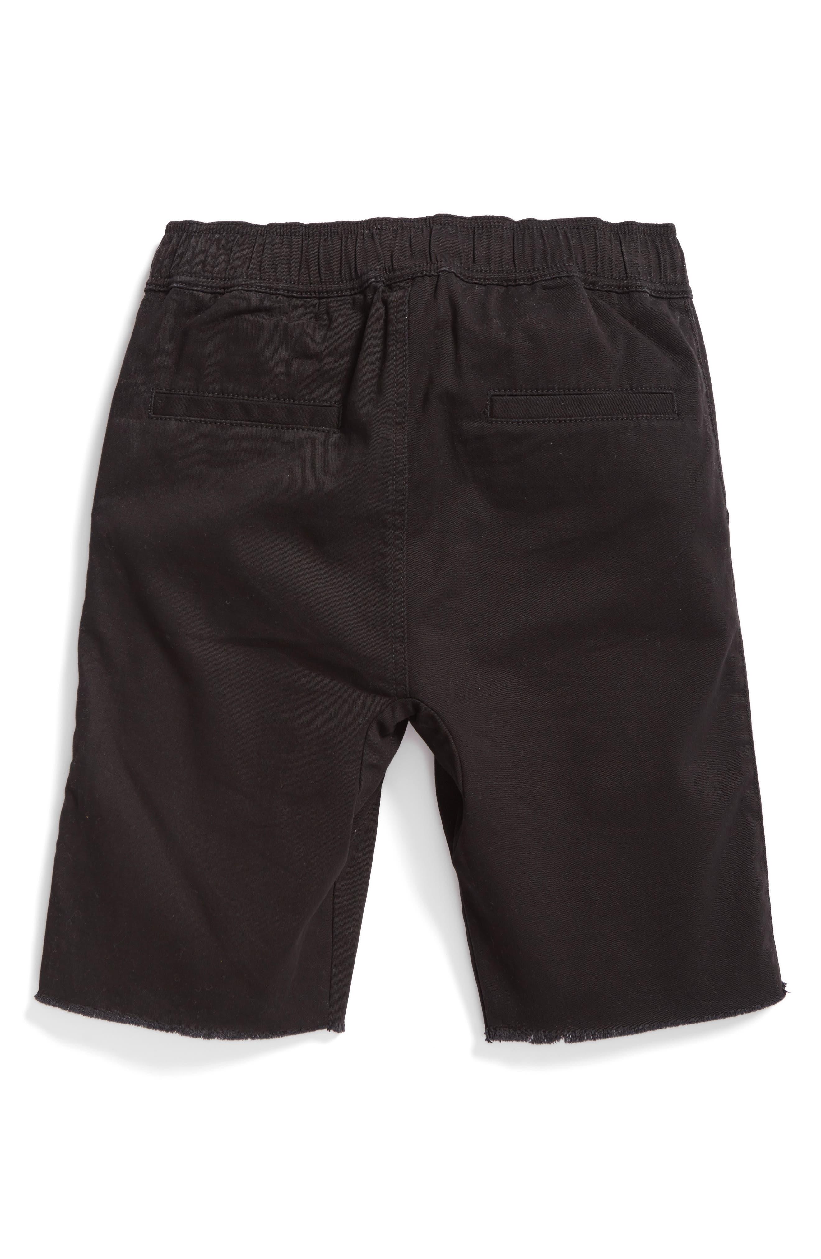 Jogger Shorts,                             Alternate thumbnail 3, color,                             001
