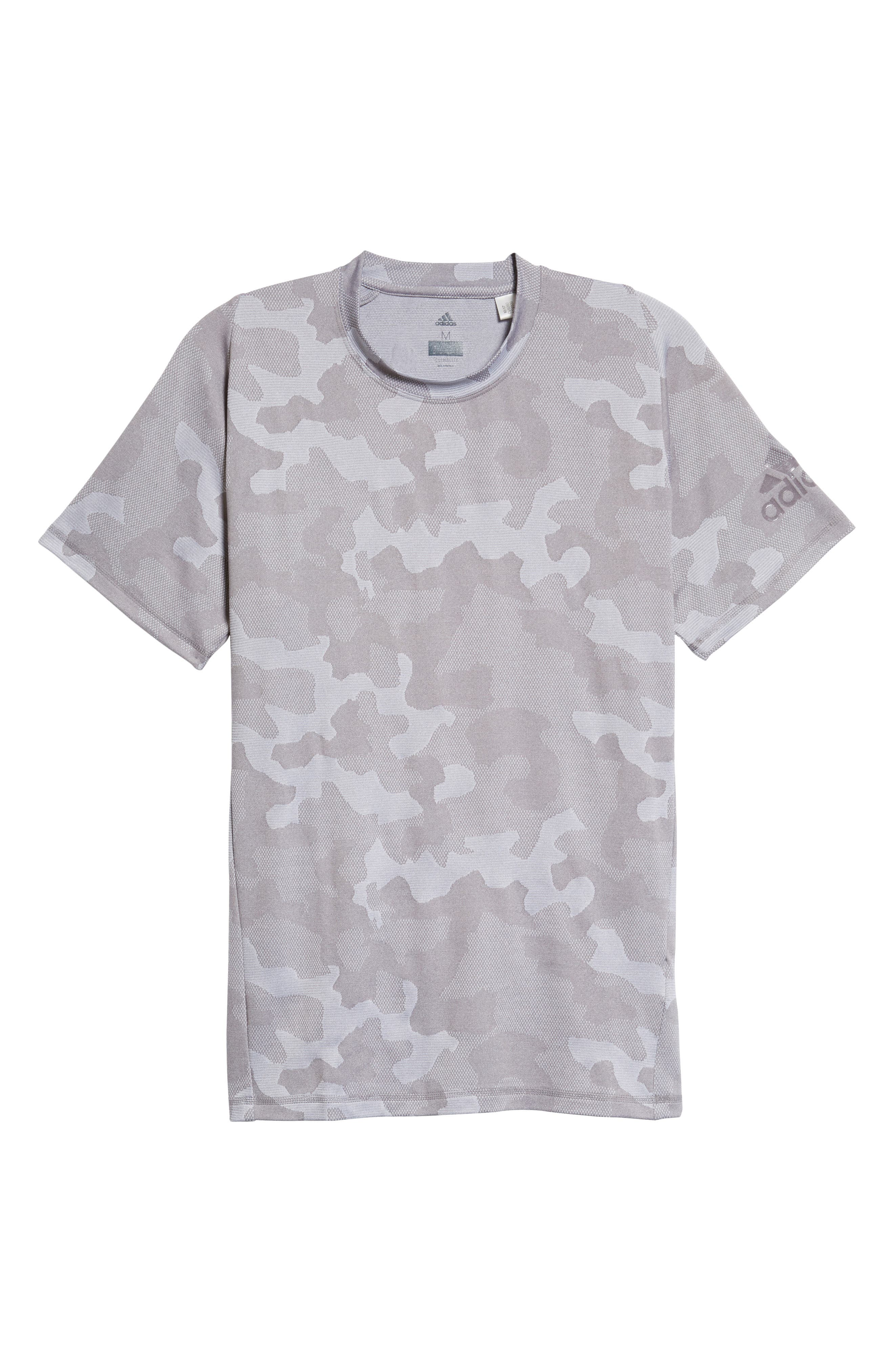 Camo Hype T-Shirt,                             Alternate thumbnail 6, color,                             036