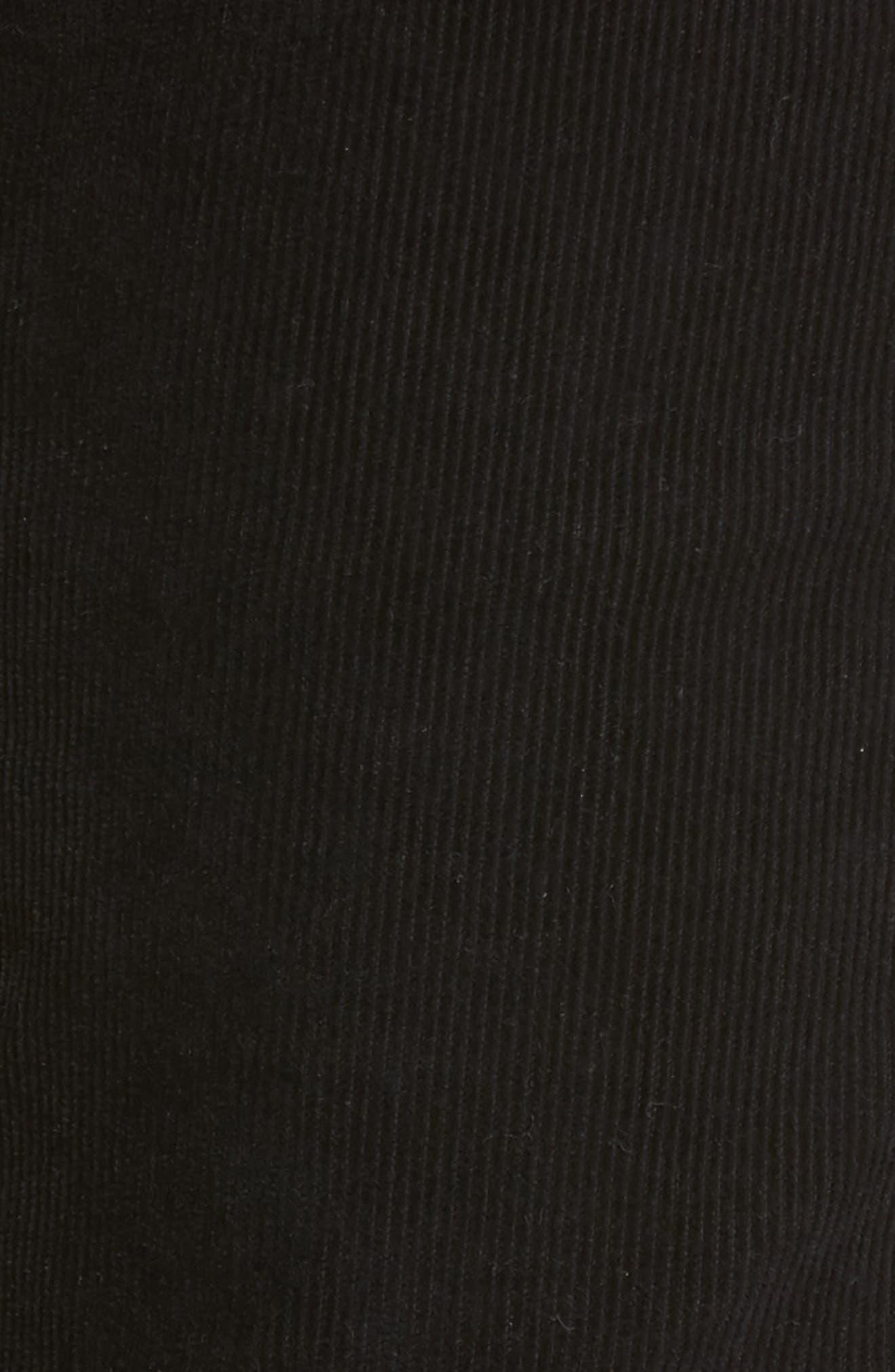 Isabelle High Waist Corduroy Jeans,                             Alternate thumbnail 5, color,
