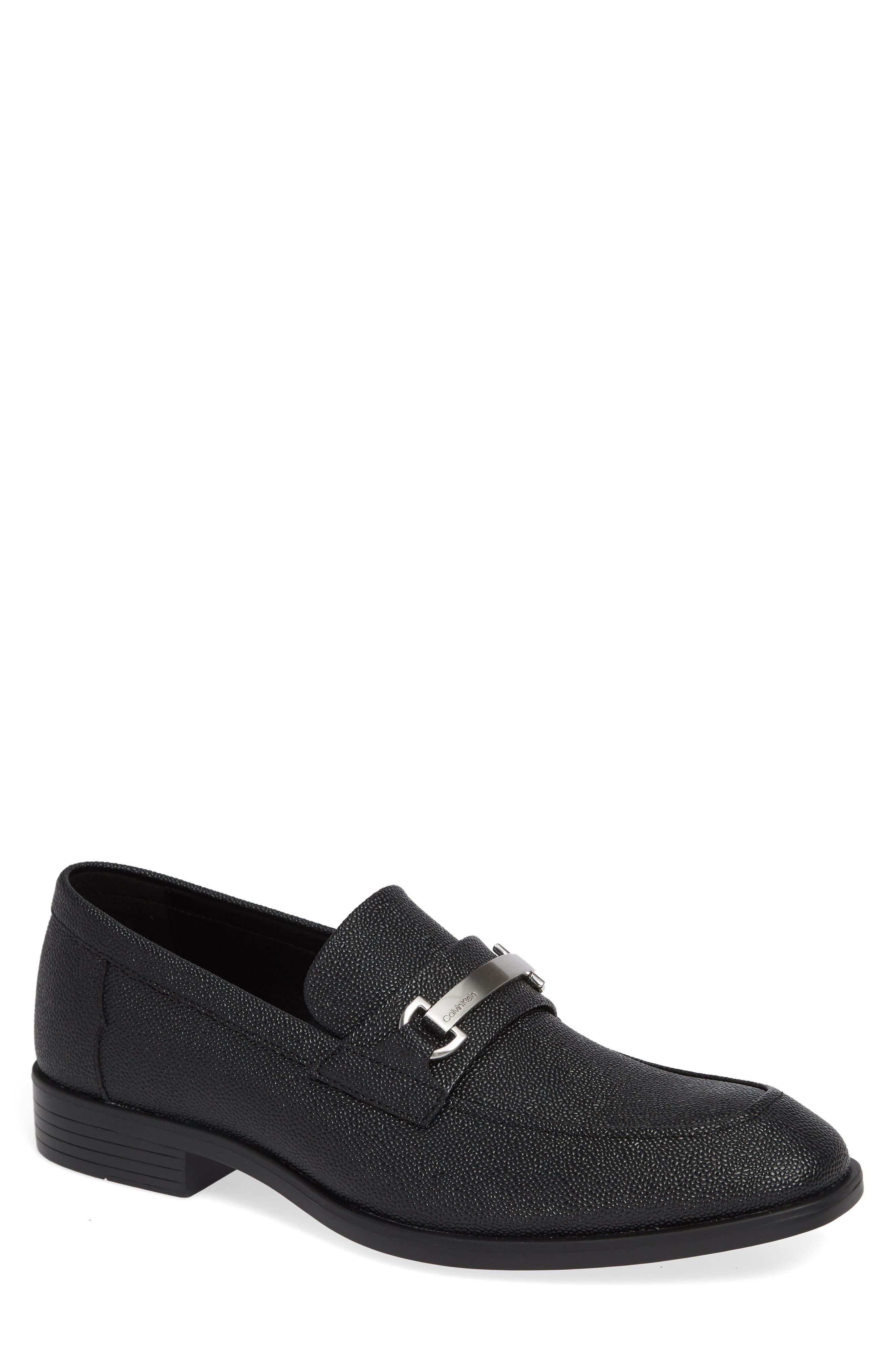 Calvin Klein Craig Bit Loafer, Black