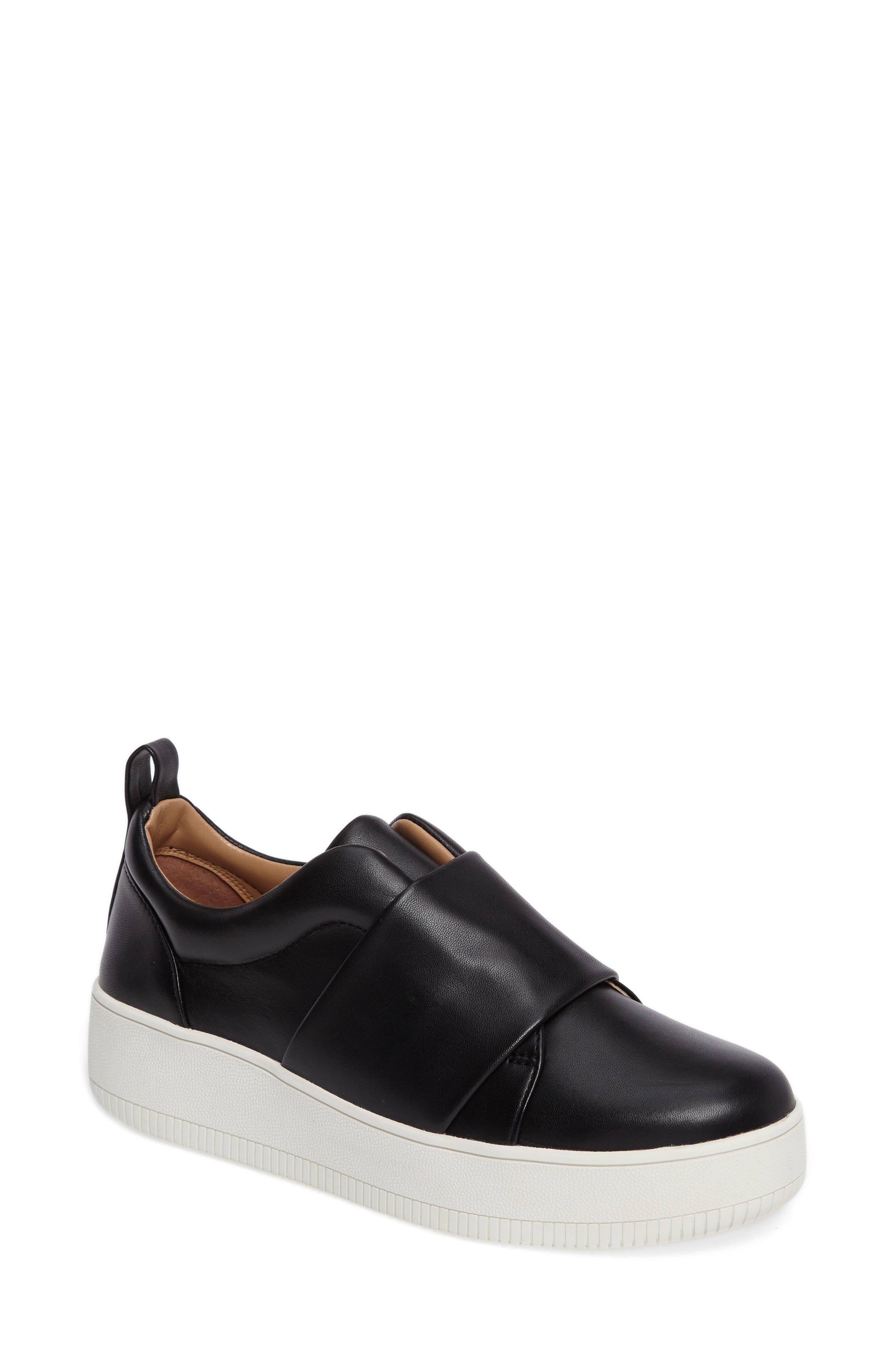 Suzie Platform Sneaker,                             Main thumbnail 1, color,                             001
