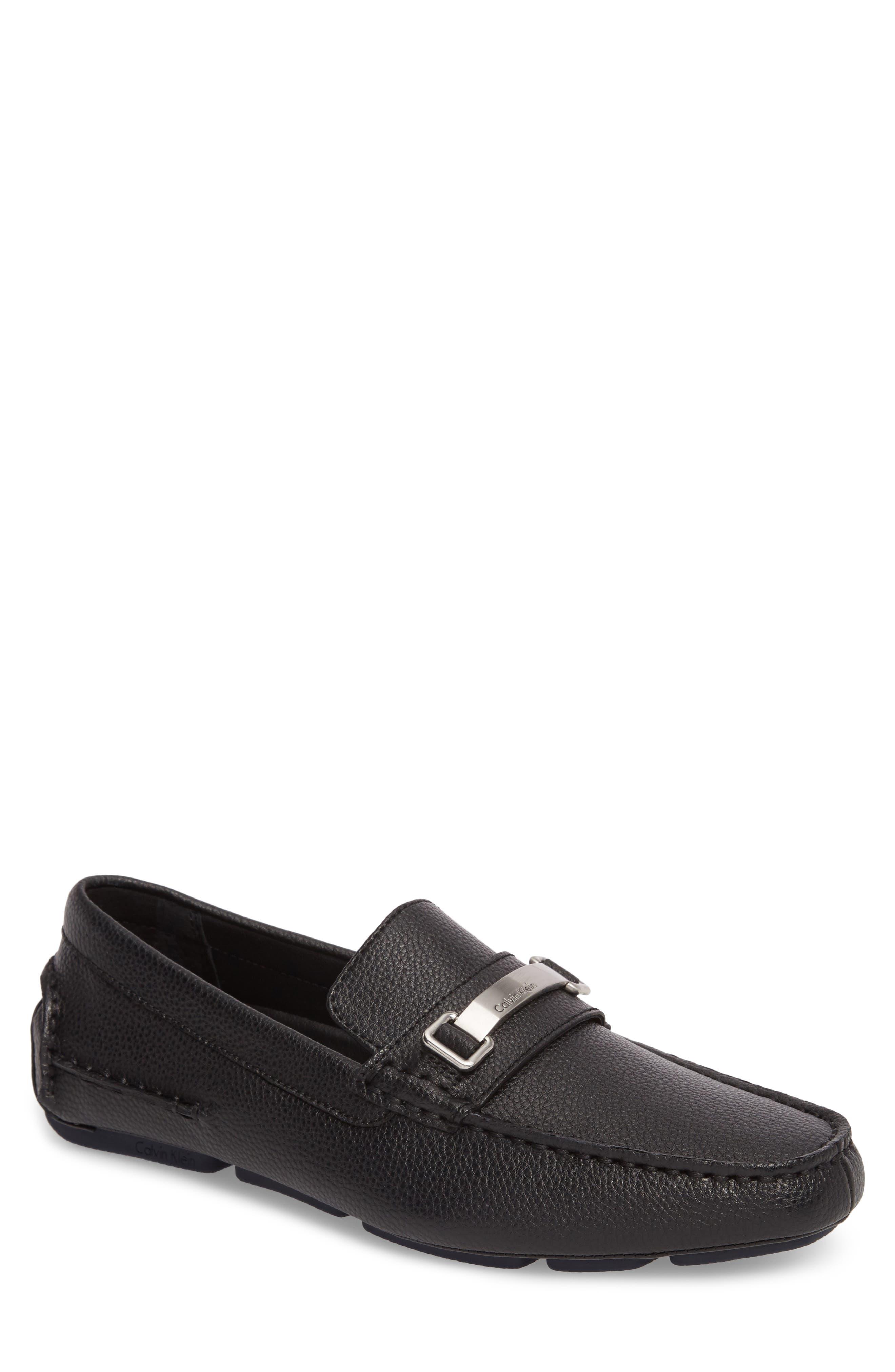 Mikos Driving Shoe,                         Main,                         color, 001