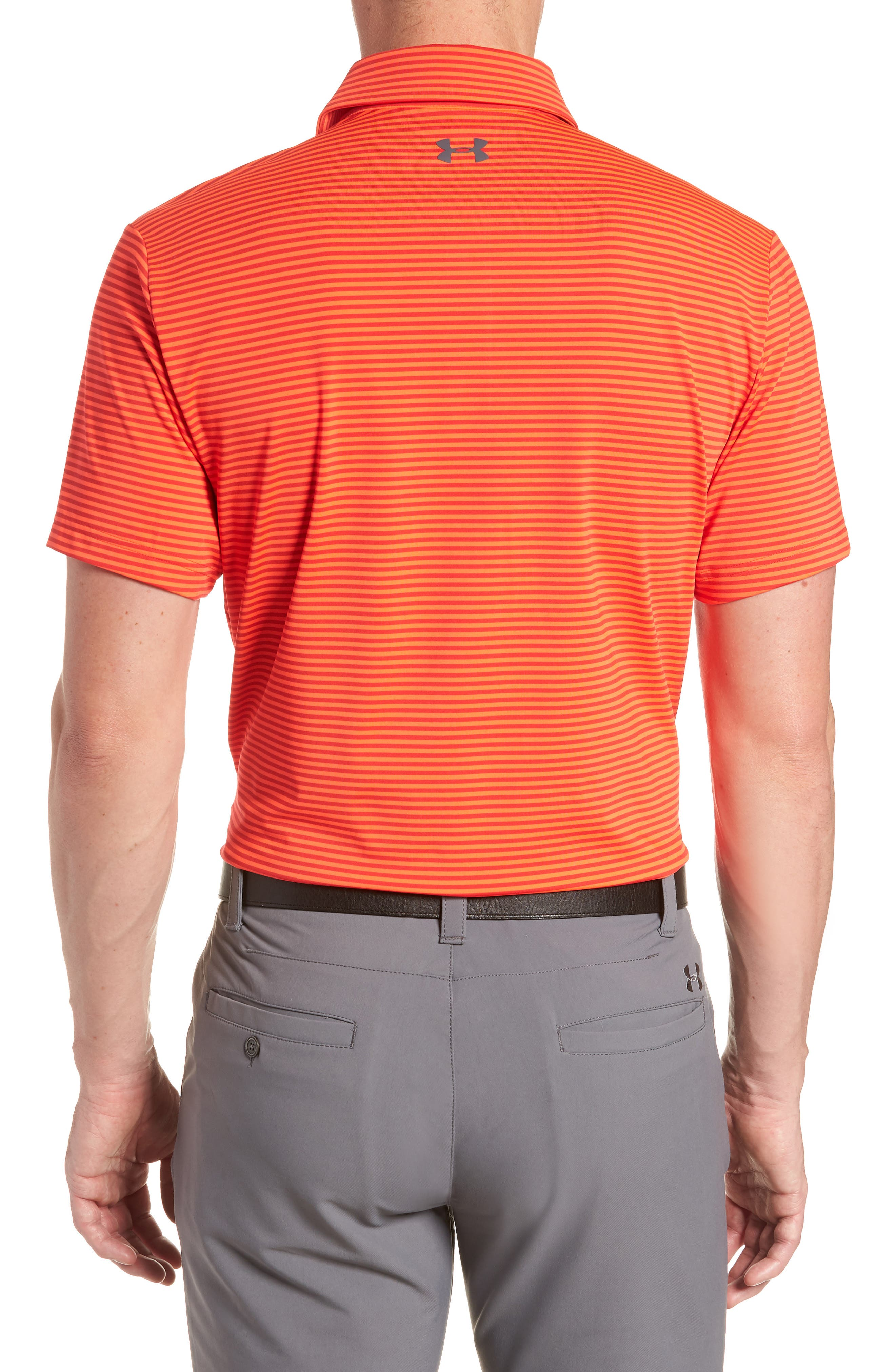'Playoff' Loose Fit Short Sleeve Polo,                             Alternate thumbnail 66, color,