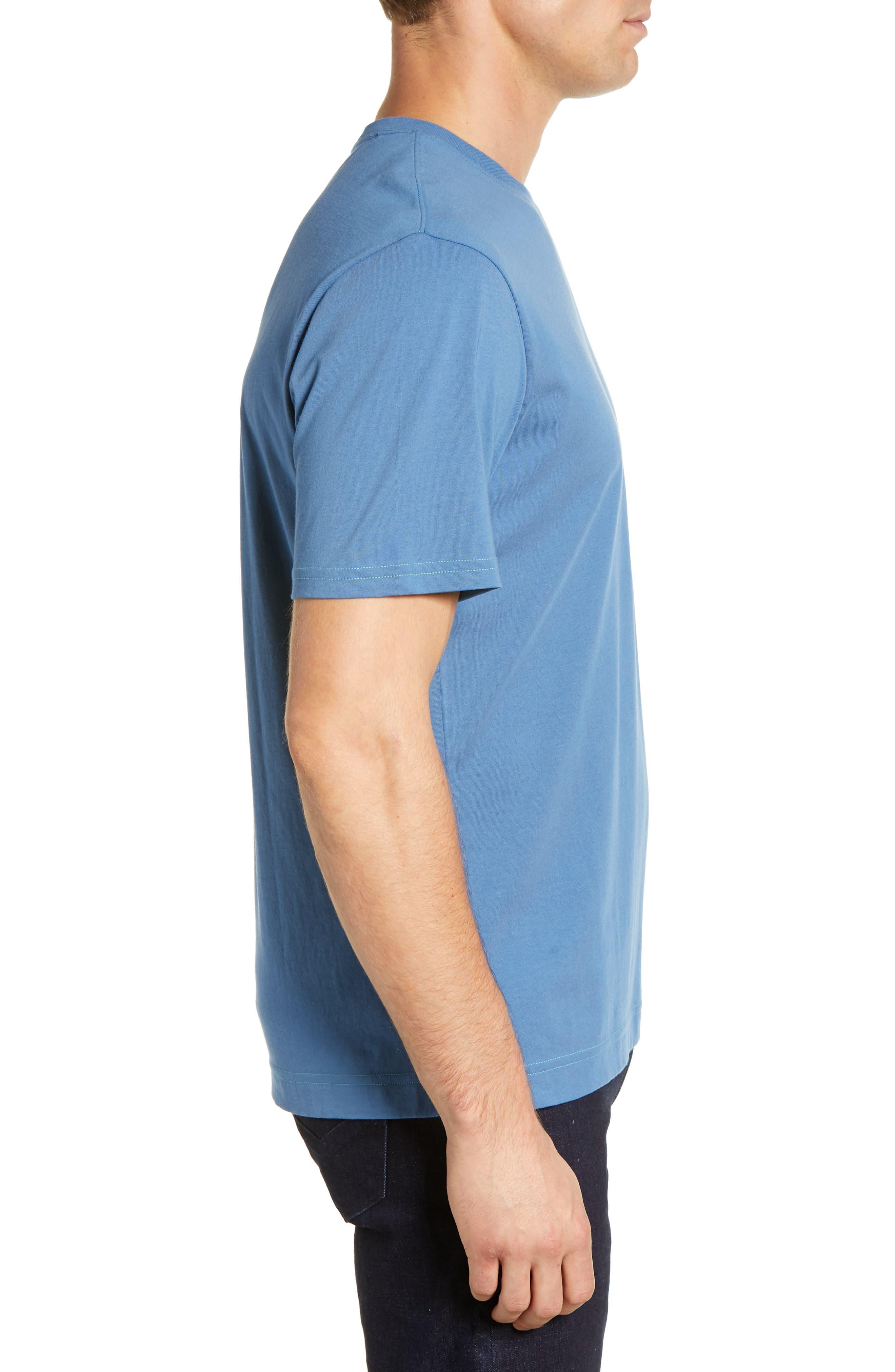 Neo T-Shirt,                             Alternate thumbnail 3, color,                             MARINE