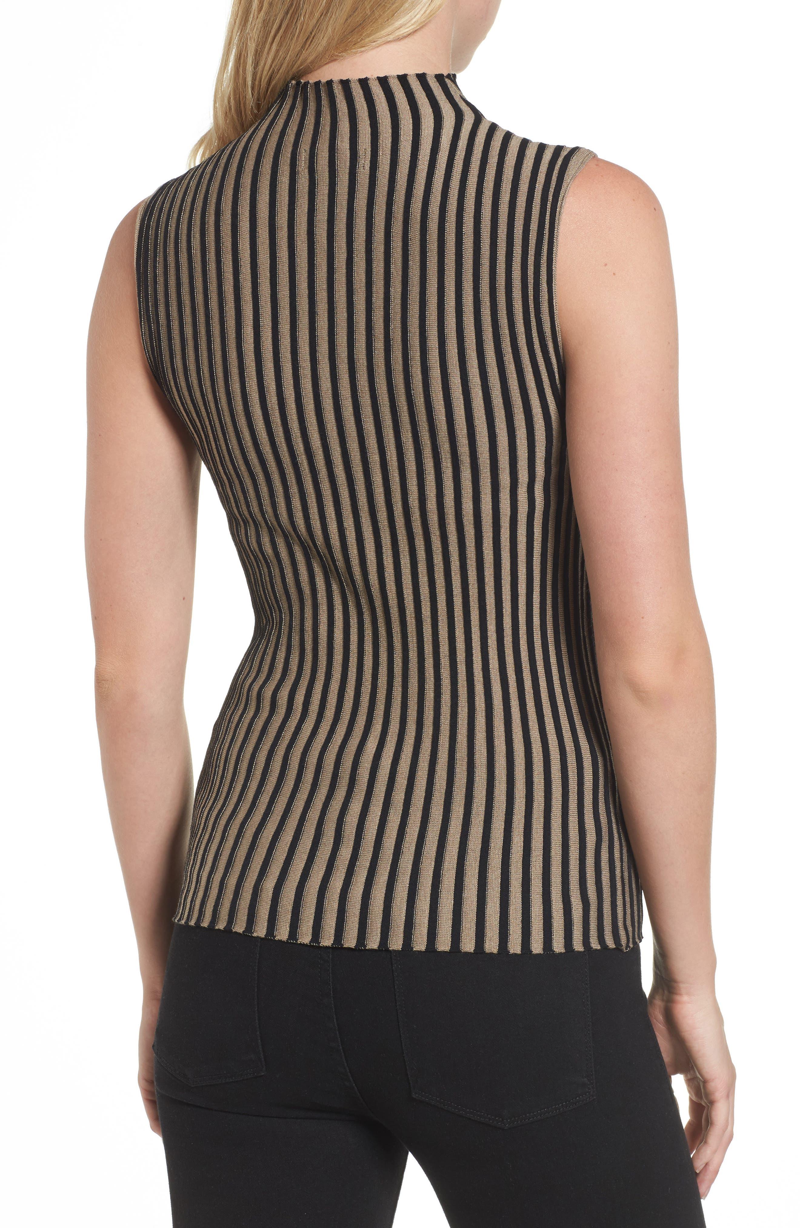 Stripe Sweater,                             Alternate thumbnail 2, color,                             010