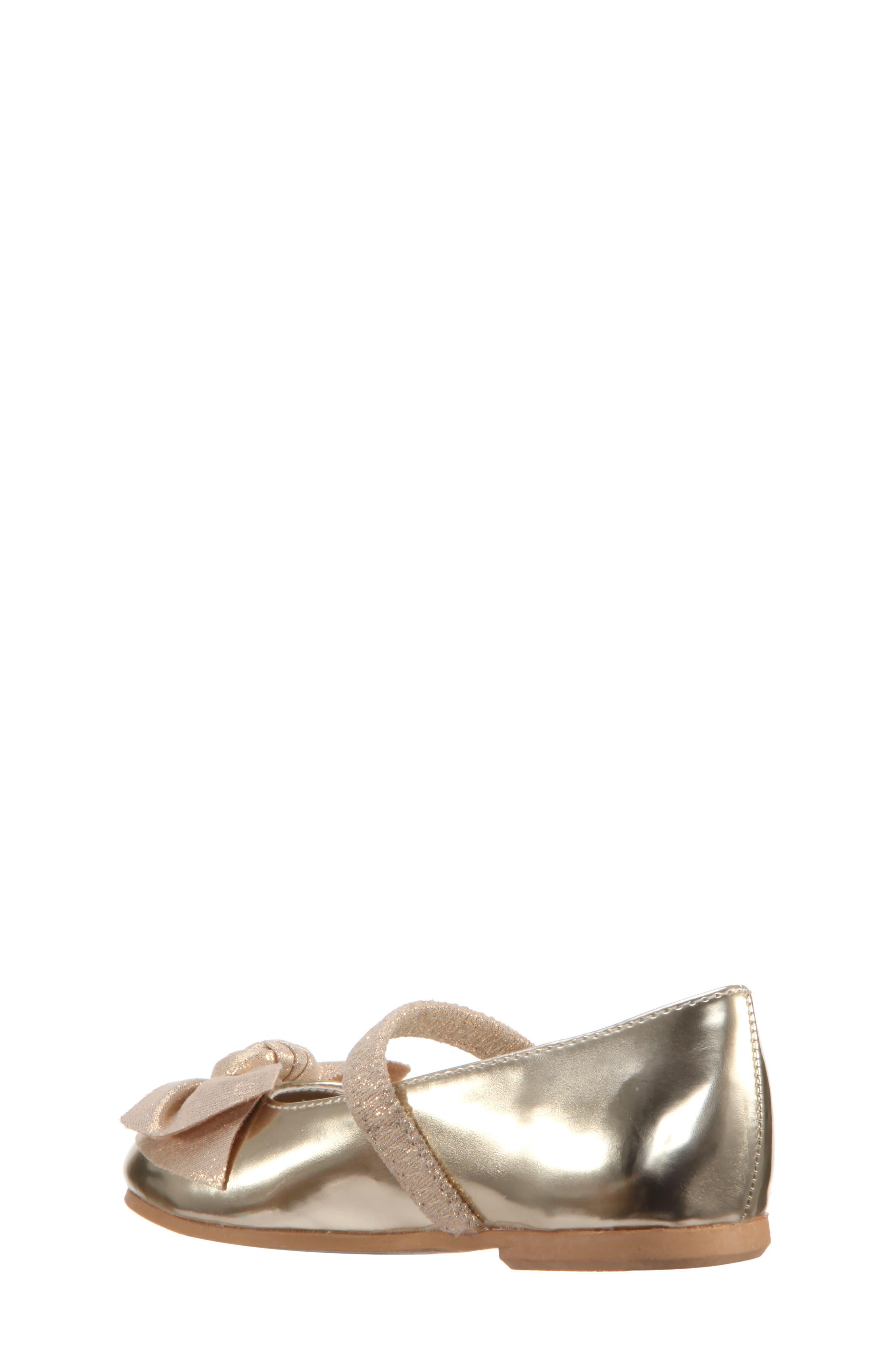 Kaytelyn-T Glitter Bow Ballet Flat,                             Alternate thumbnail 13, color,