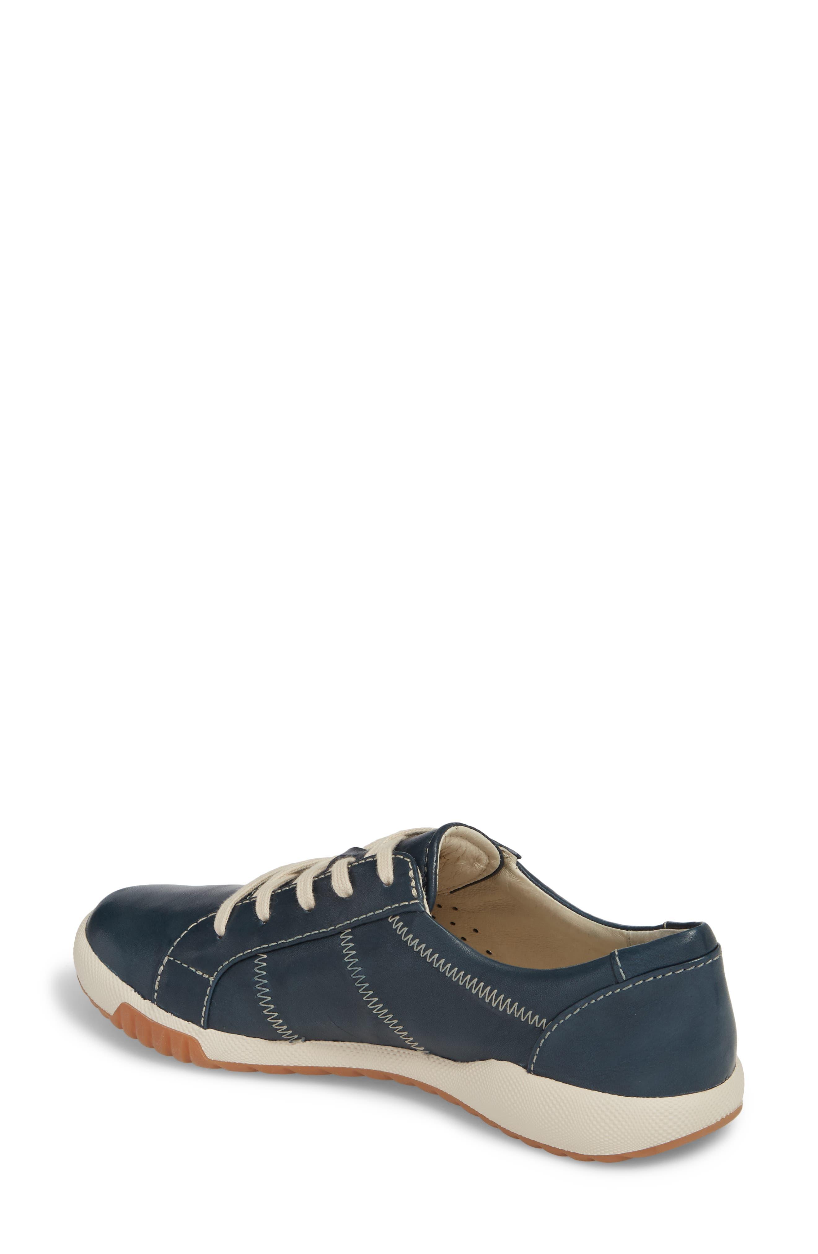 Cordoba 01 Sneaker,                             Alternate thumbnail 2, color,                             OCEAN LEATHER