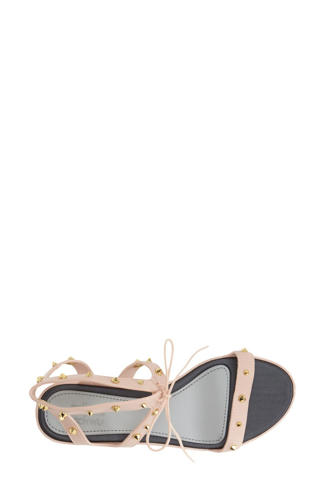 + Jason Wu 'Artemis' Sandal,                             Alternate thumbnail 6, color,