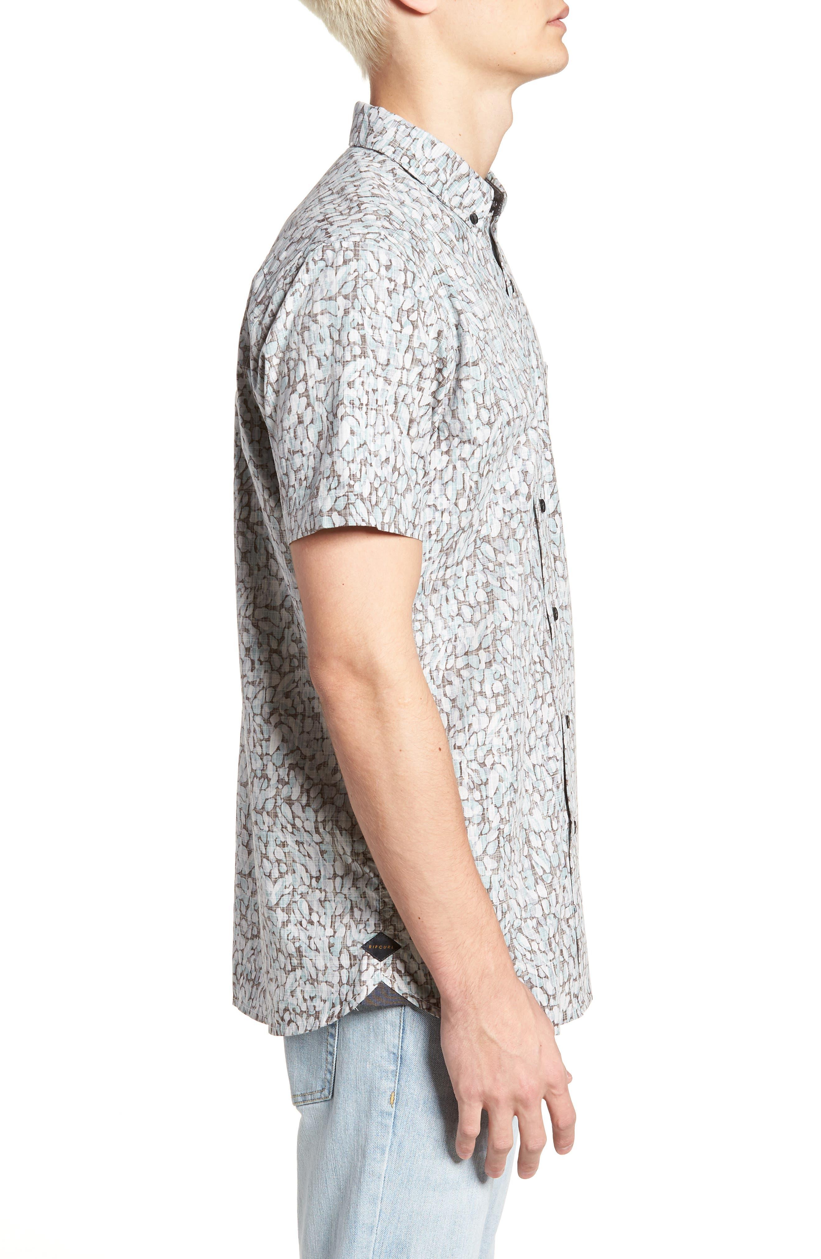 Scopic Woven Shirt,                             Alternate thumbnail 8, color,
