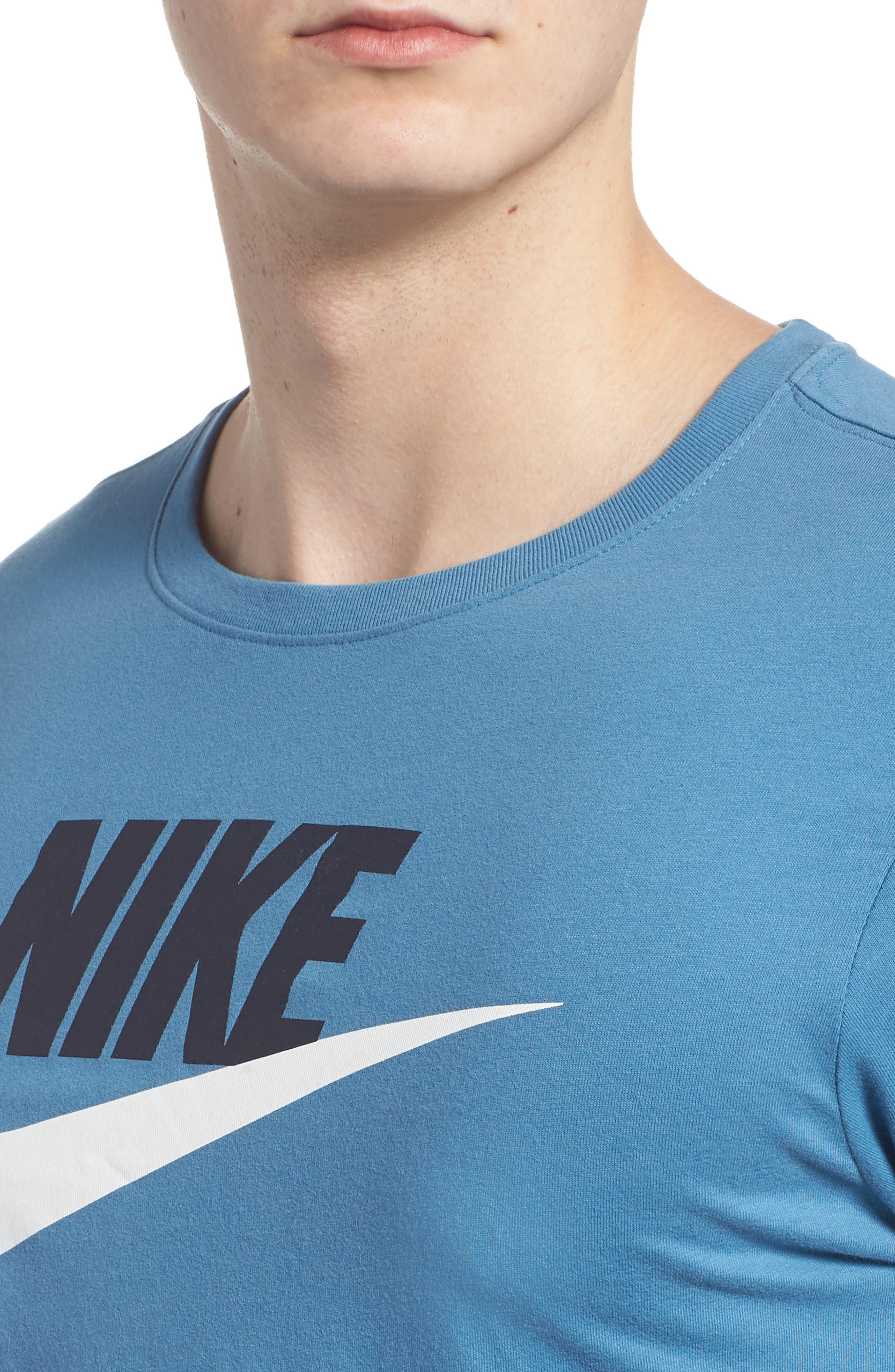 'Tee-Futura Icon' Graphic T-Shirt,                             Alternate thumbnail 67, color,