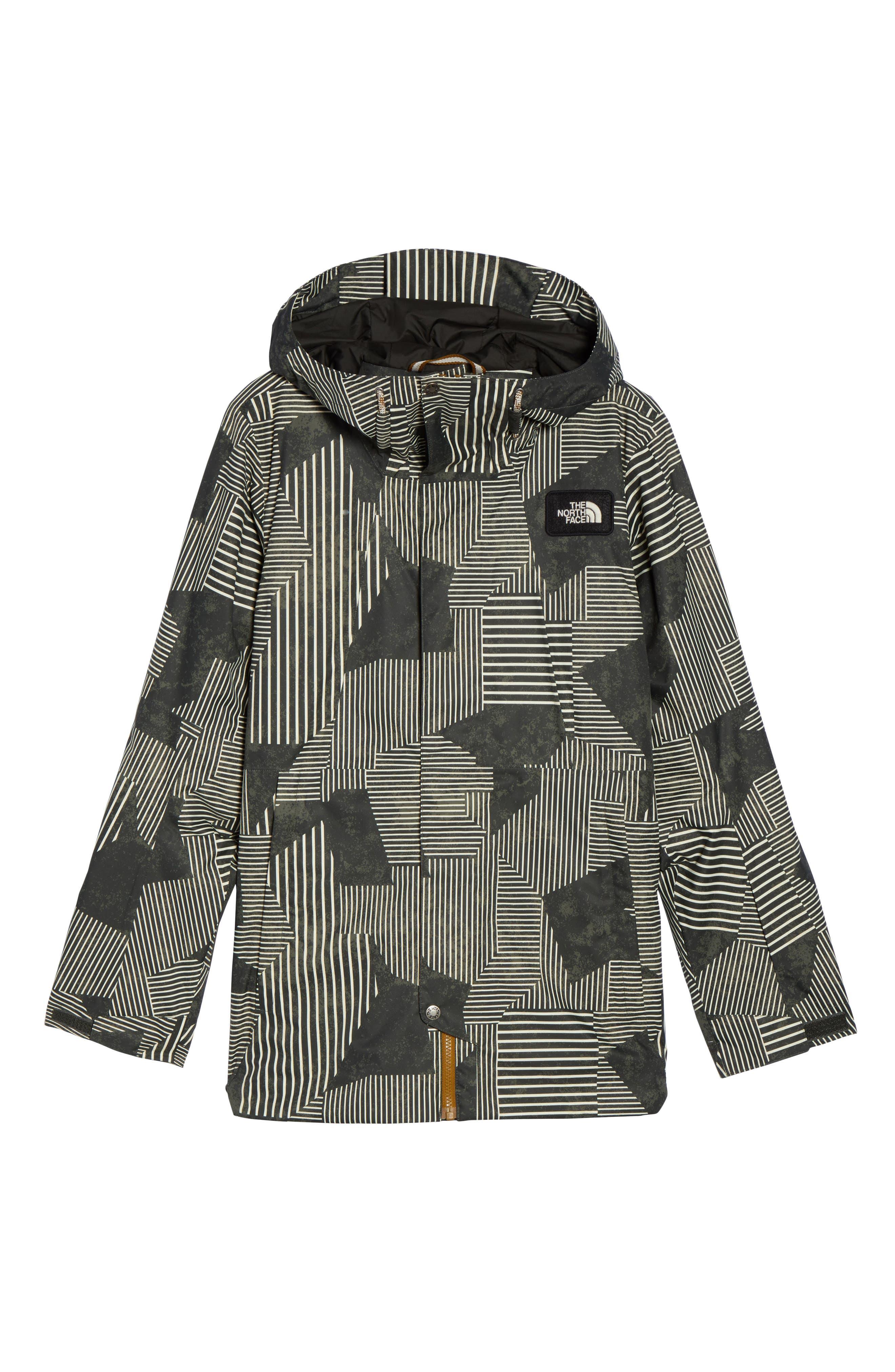 Superlu Weatherproof Hooded Ski Jacket,                             Alternate thumbnail 6, color,                             021