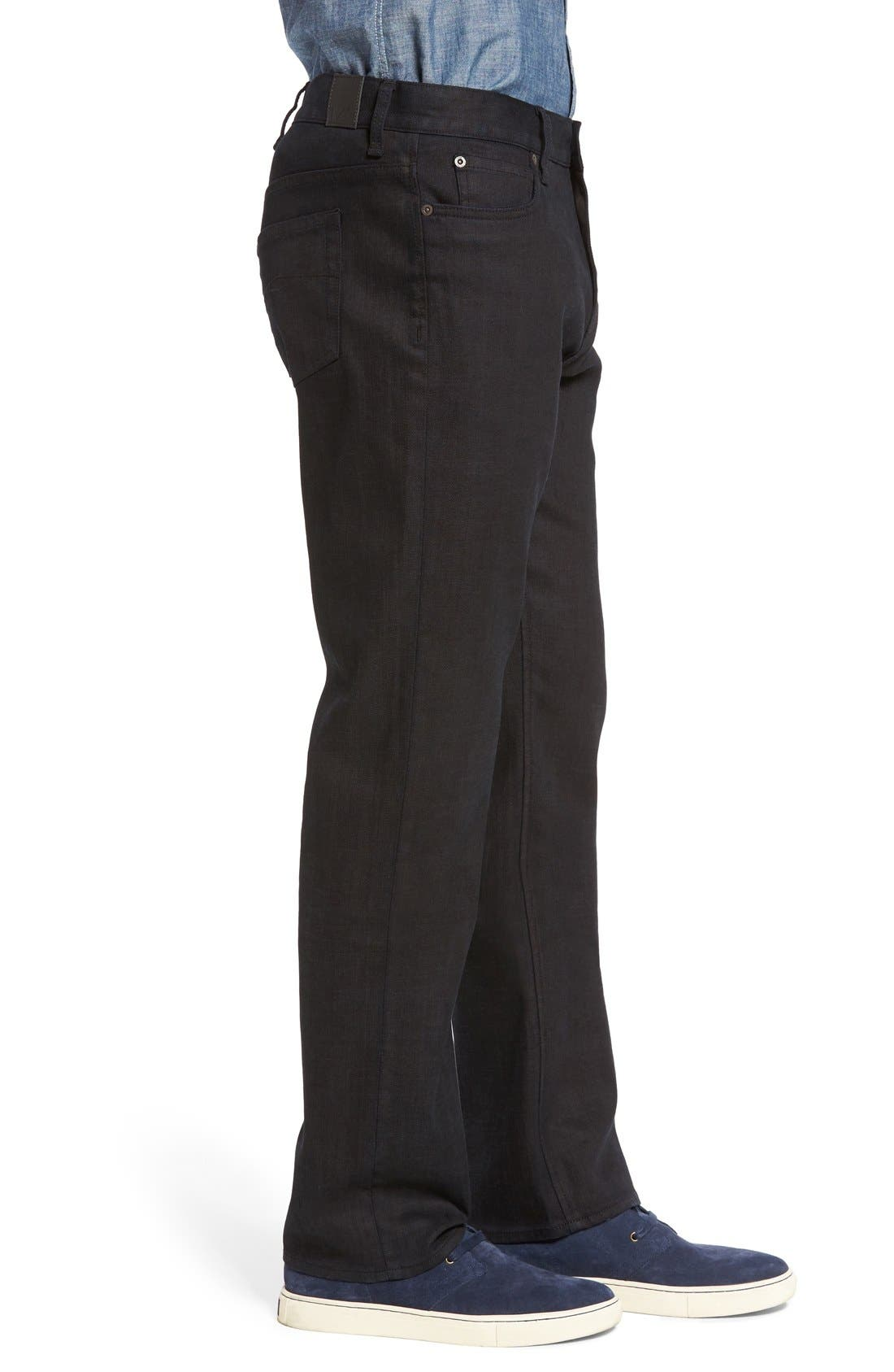 Greenwood Relaxed Fit Jeans,                             Alternate thumbnail 5, color,