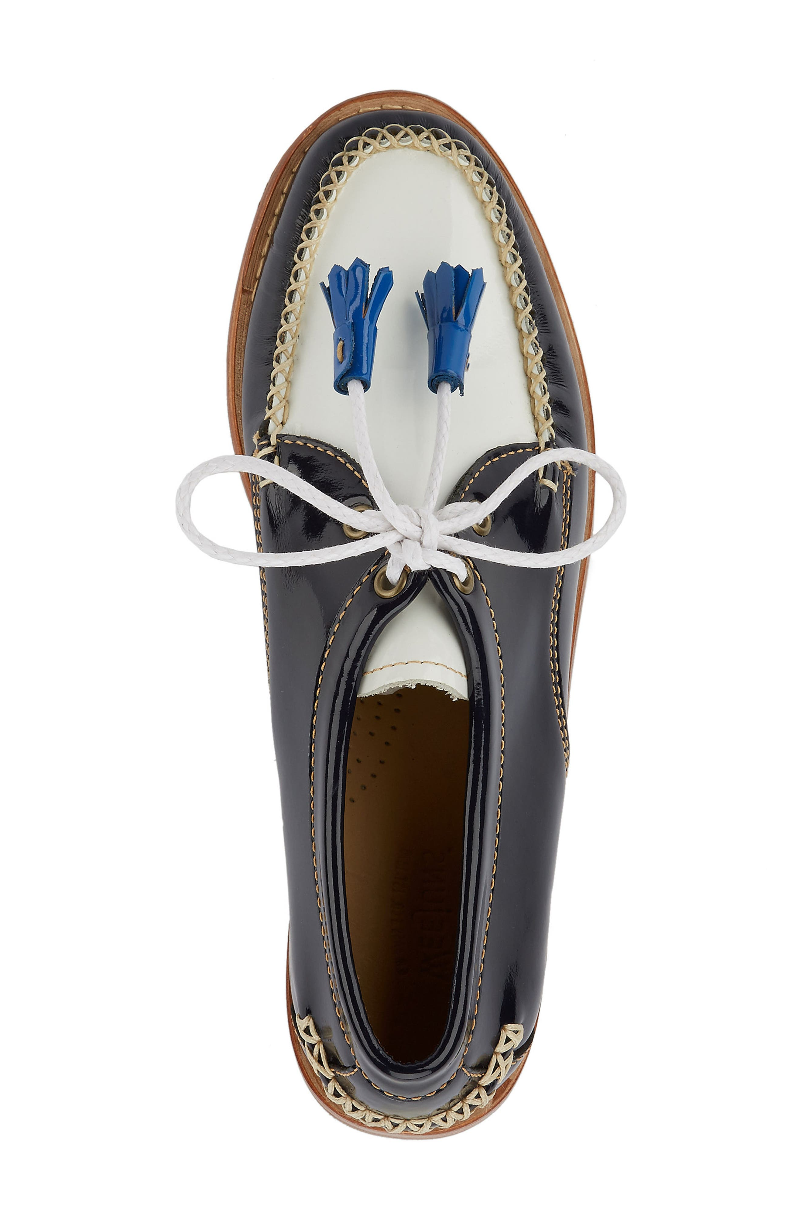 'Winnie' Leather Oxford,                             Alternate thumbnail 29, color,